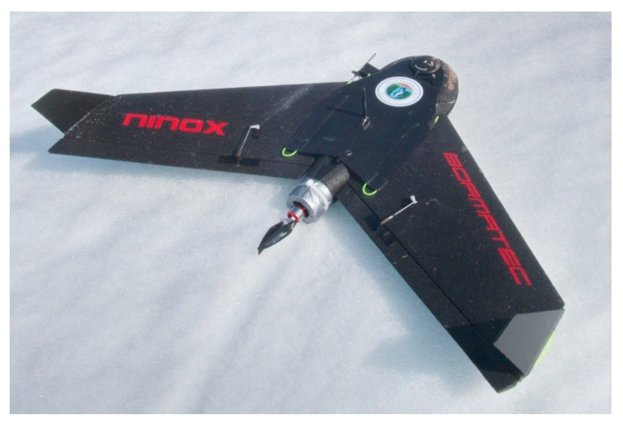 Drones | Free Full-Text | Using Fixed-Wing UAV for Detecting