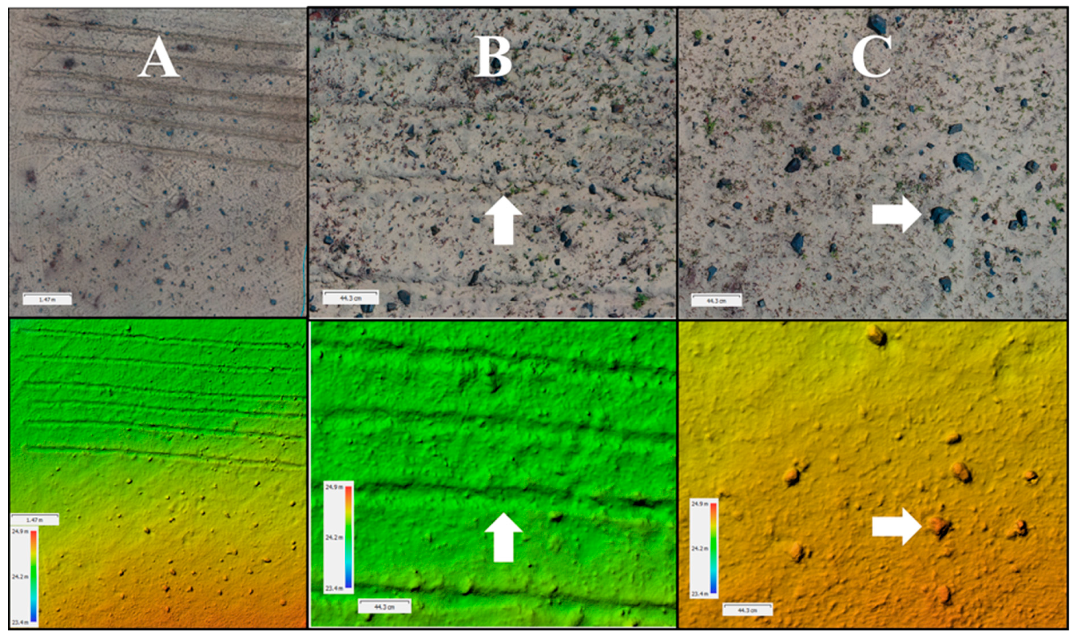 Drones   Free Full-Text   Seed and Seedling Detection Using Unmanned