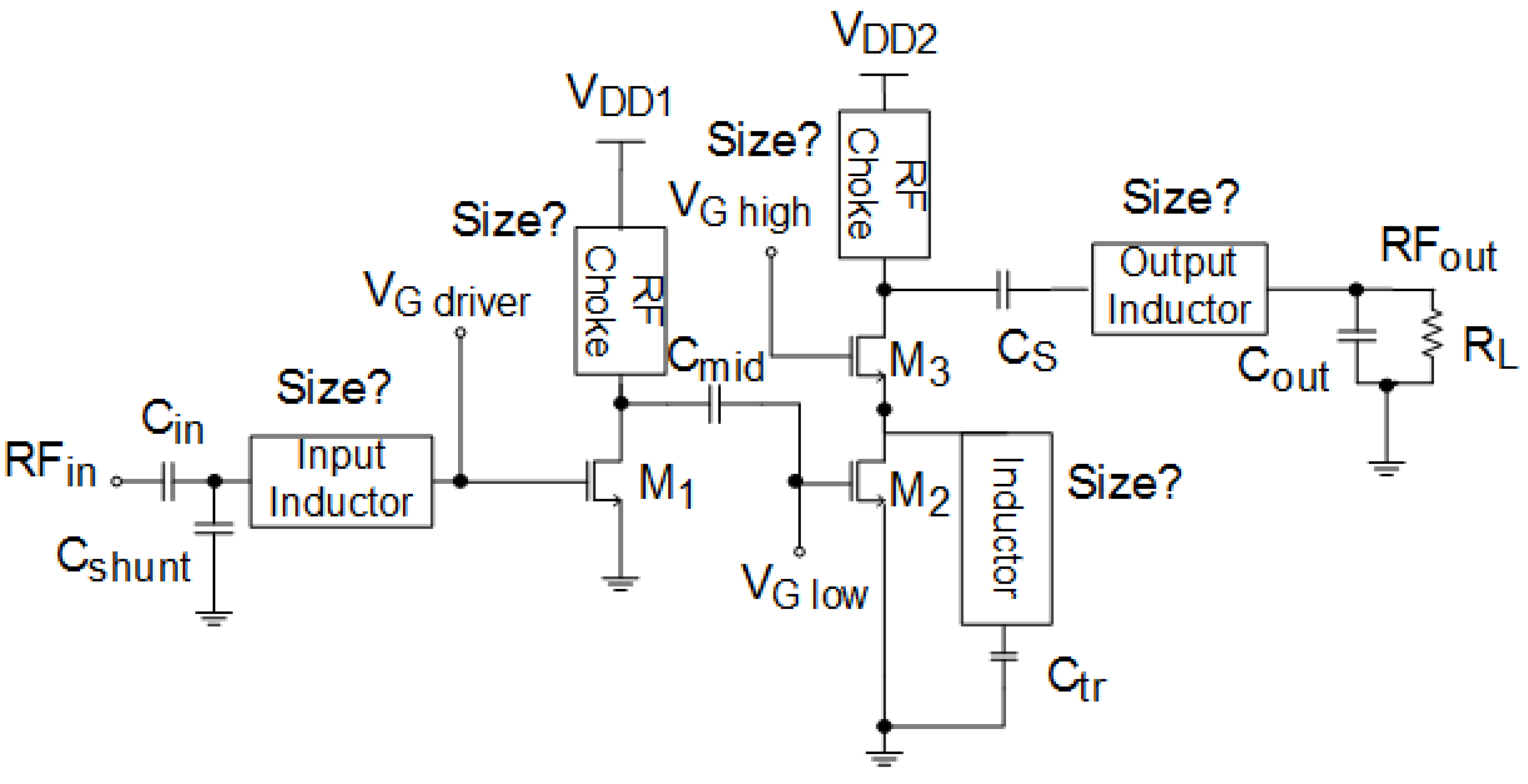 Electronics Free Full Text Beyond The Interconnections Split Designing Amplifier Circuits Analog Circuit Design 1 04 00541 G013 1024 Figure 13 Schematic