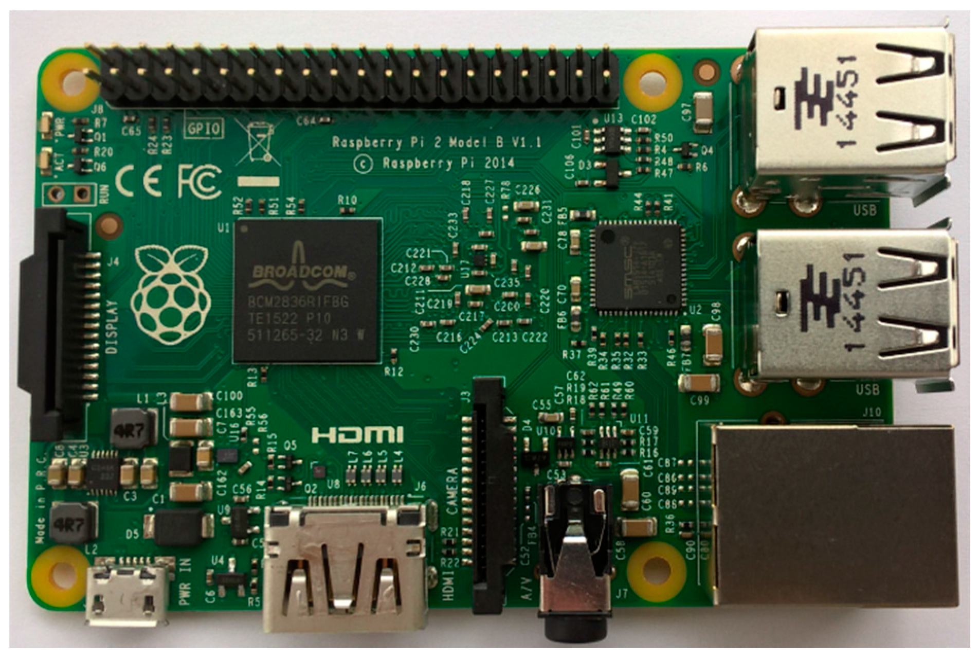 Electronics | Free Full-Text | Raspberry Pi: An Effective Vehicle in