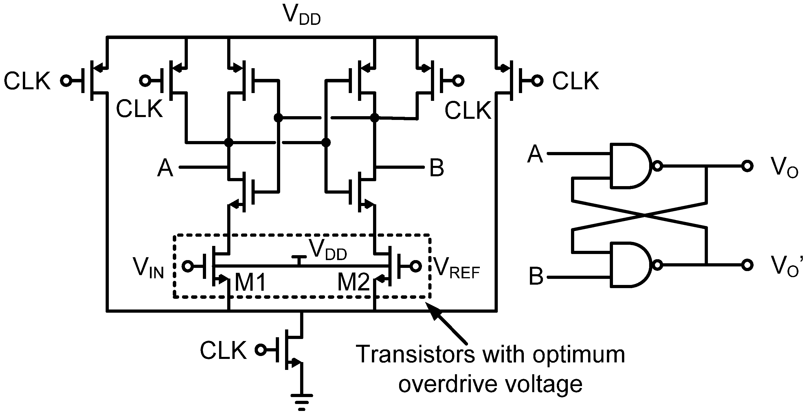 Electronics Free Full Text Ultra Low Power Design And Hardware Figure 81 First Mosfet Test Circuit 06 00067 G004
