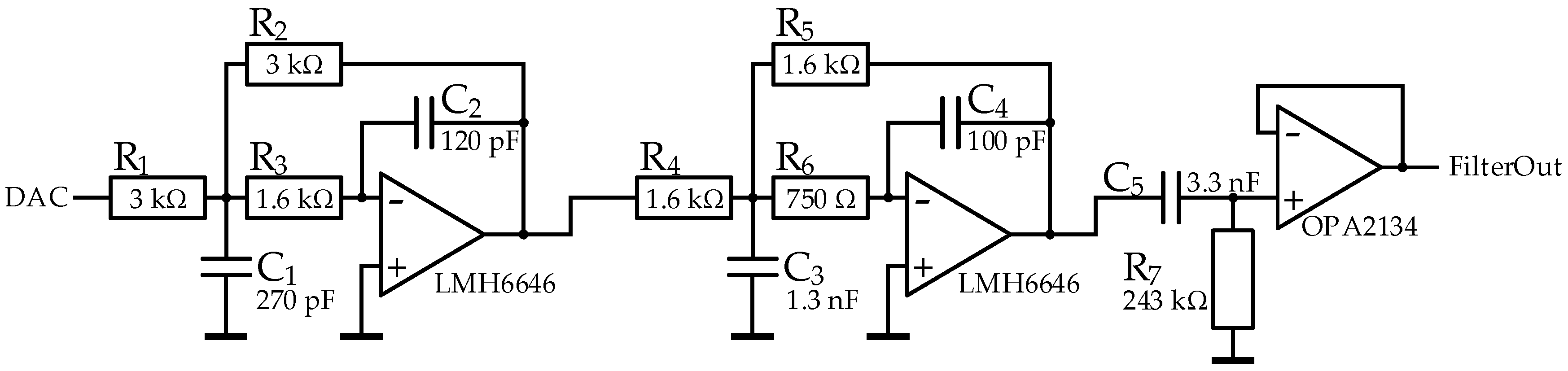 Electronics Free Full Text Galvanically Decoupled Current Source High Pass Filter Circuit Diagram No