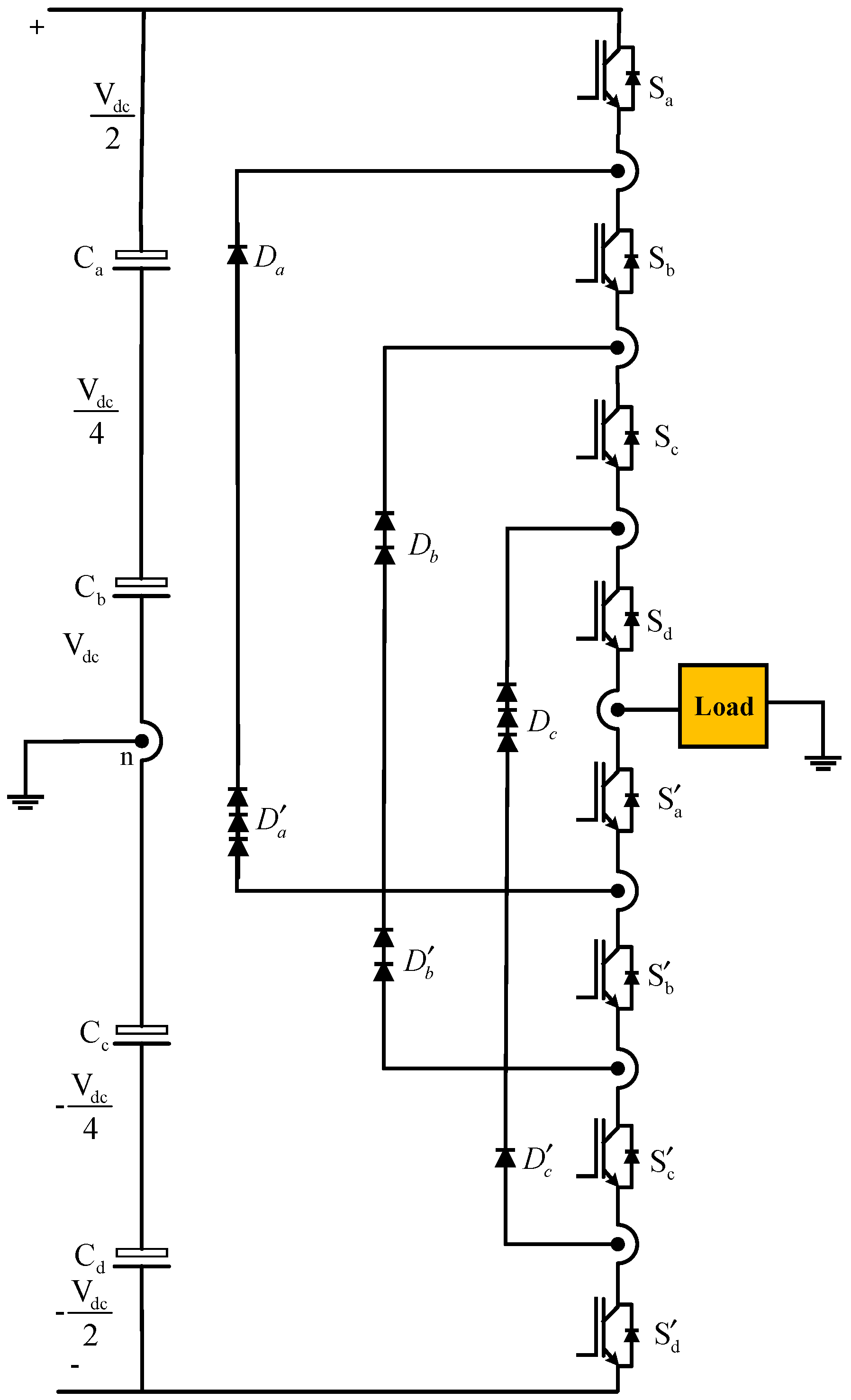 Electronics Free Full Text Digital Control Techniques Based On Diagrams Besides Grid Tie Inverter Schematic Circuits Likewise Solar 07 00018 G002