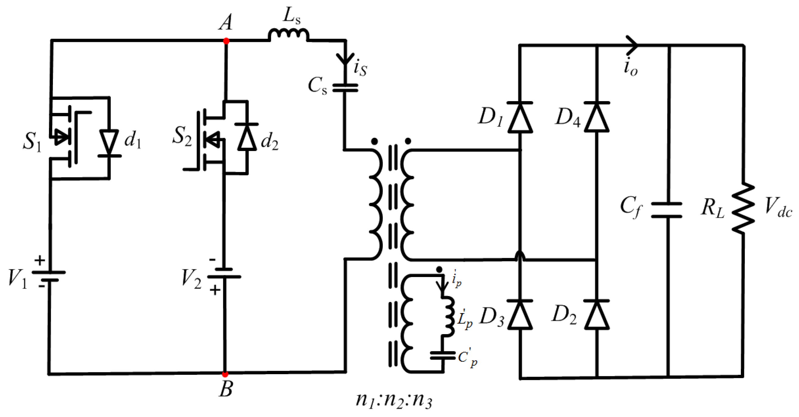 Electronics Free Full Text Dual Input Single Output Isolated Resonance In Seriesparallel Circuits Ac 07 00096 G001