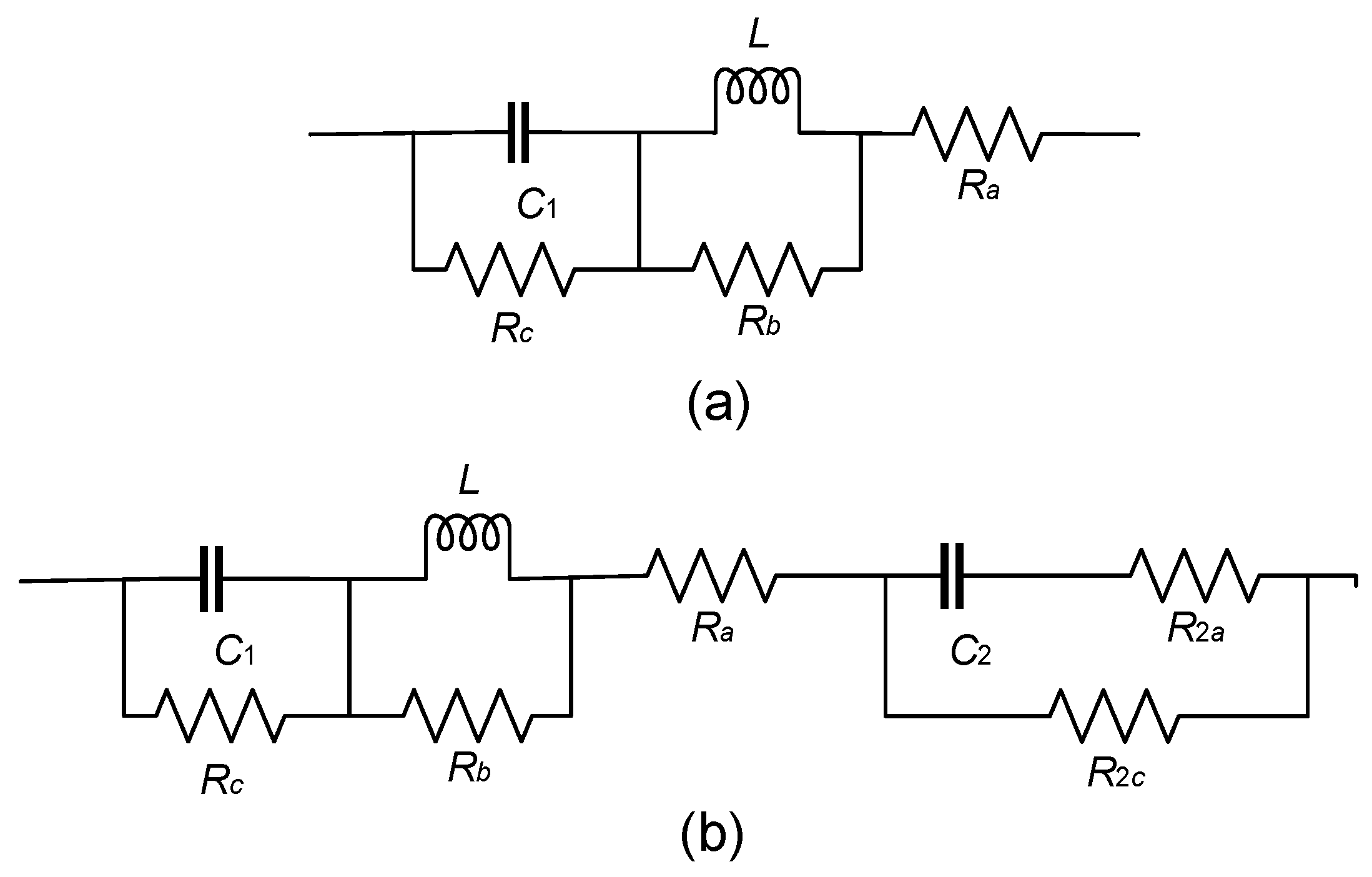 Electronics Free Full Text Electrical Circuit Modelling Of Circuits With Capacitors No