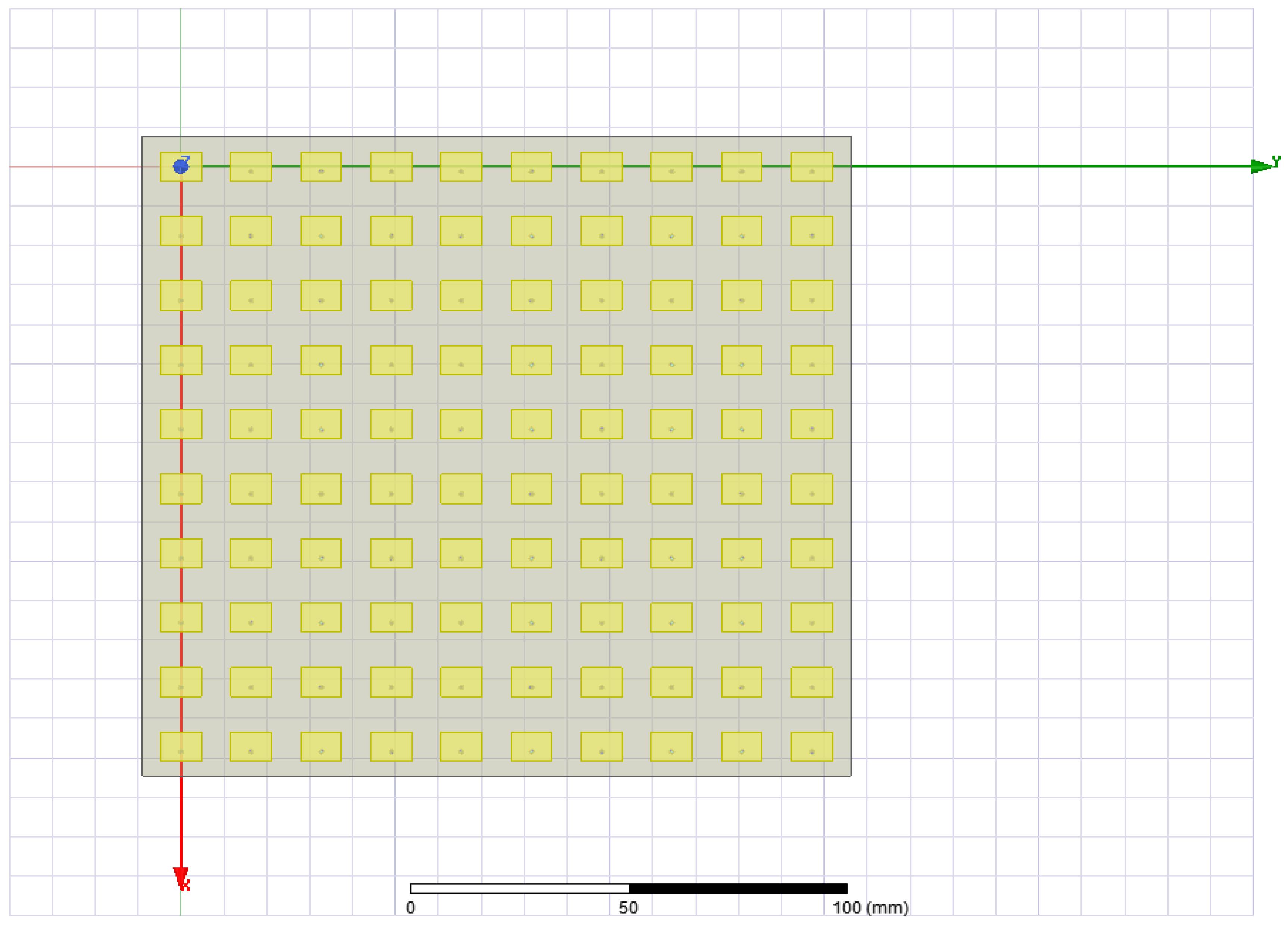 Electronics   Free Full-Text   Planar Array Diagnostic Tool
