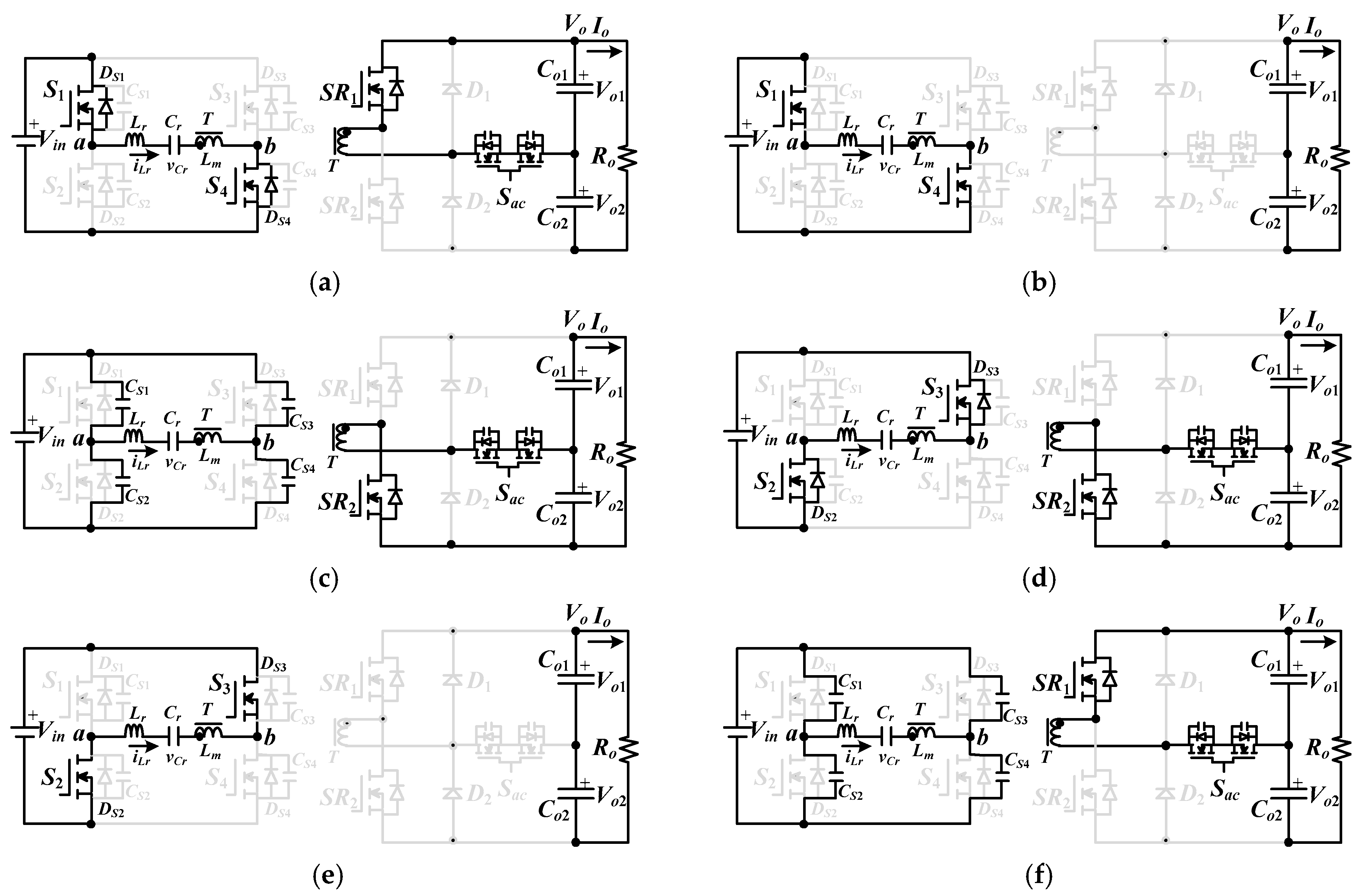 Electronics | Free Full-Text | Resonant Converter with