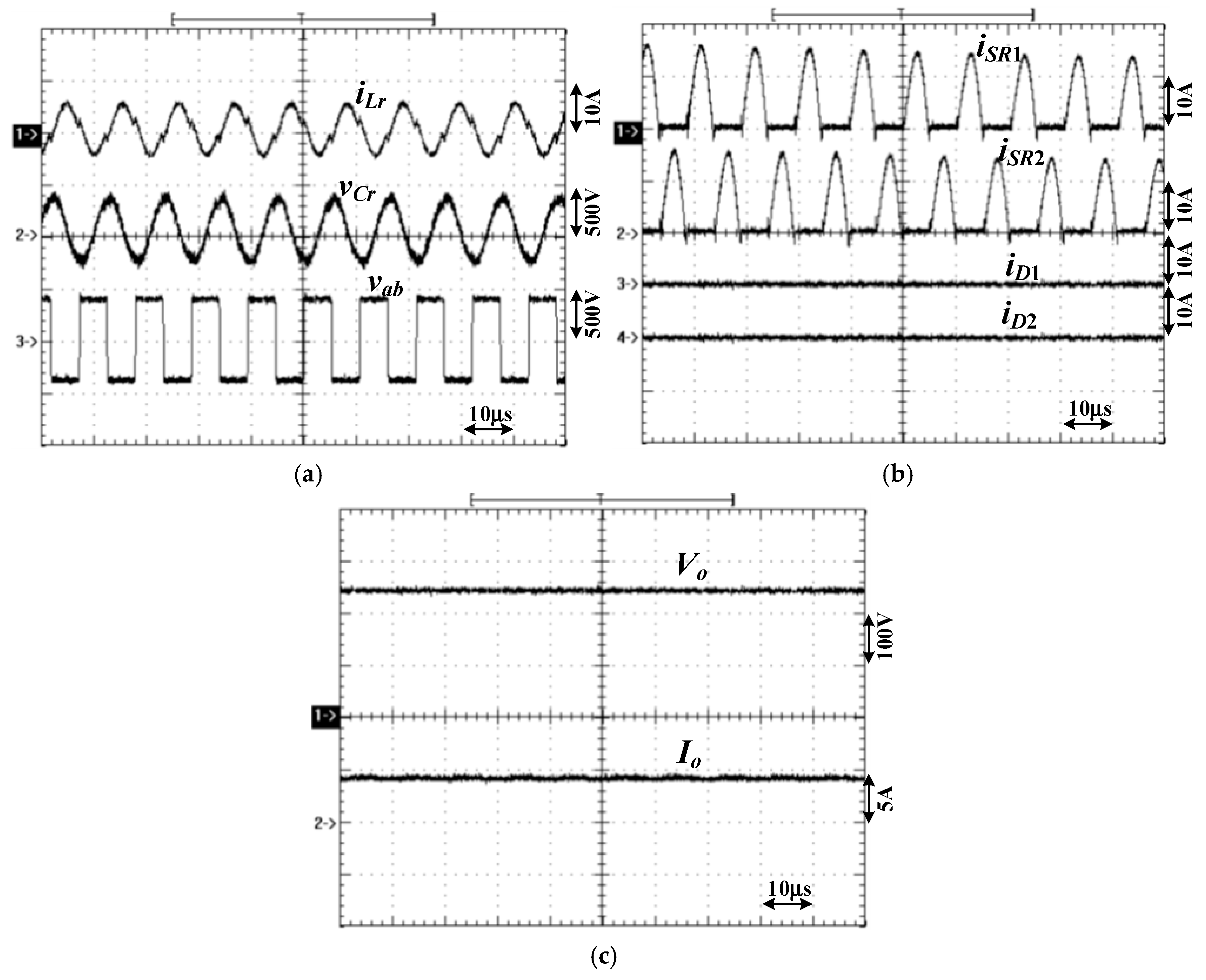 Electronics | Free Full-Text | Resonant Converter with Voltage