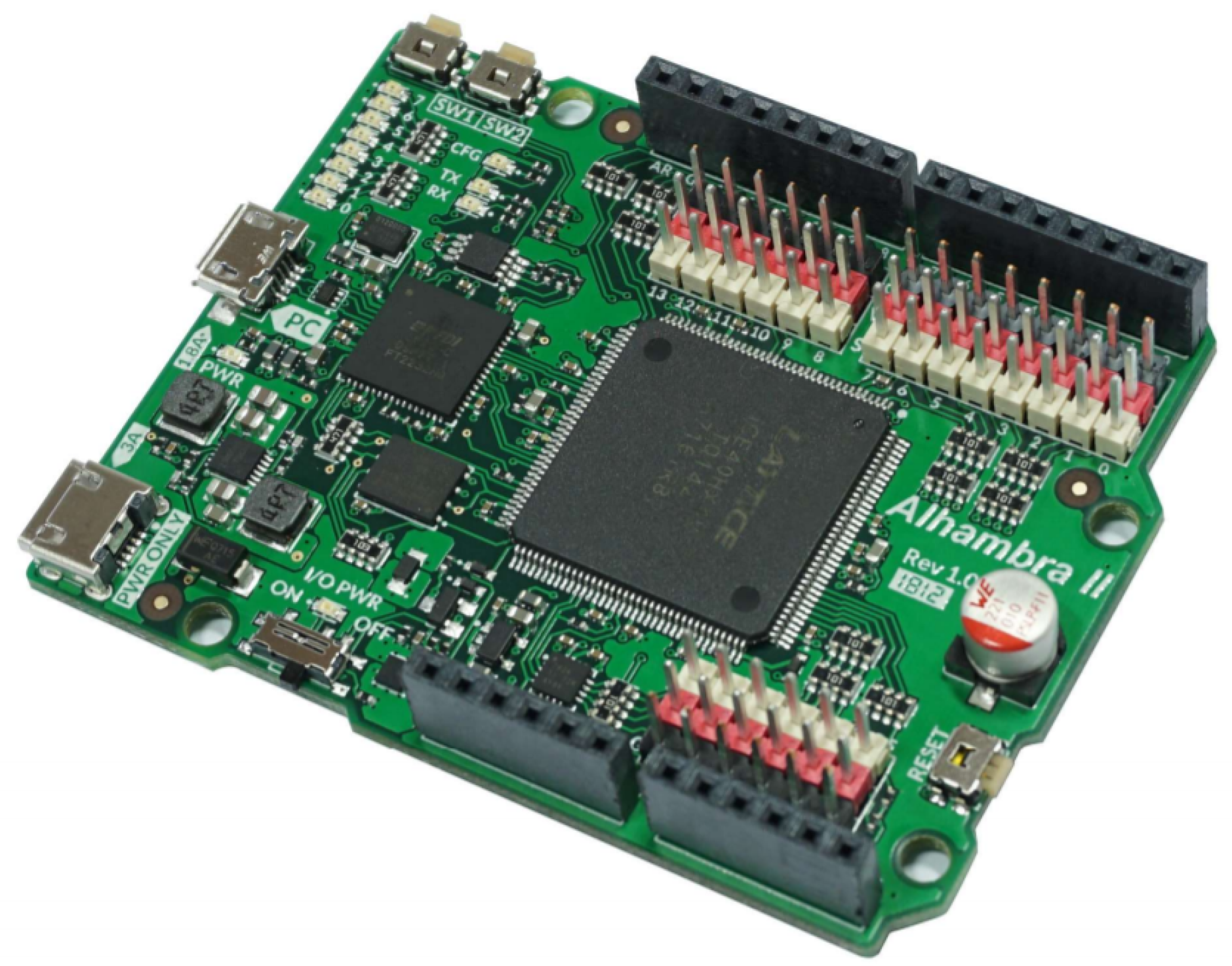 Electronics | Free Full-Text | Control System in Open-Source FPGA