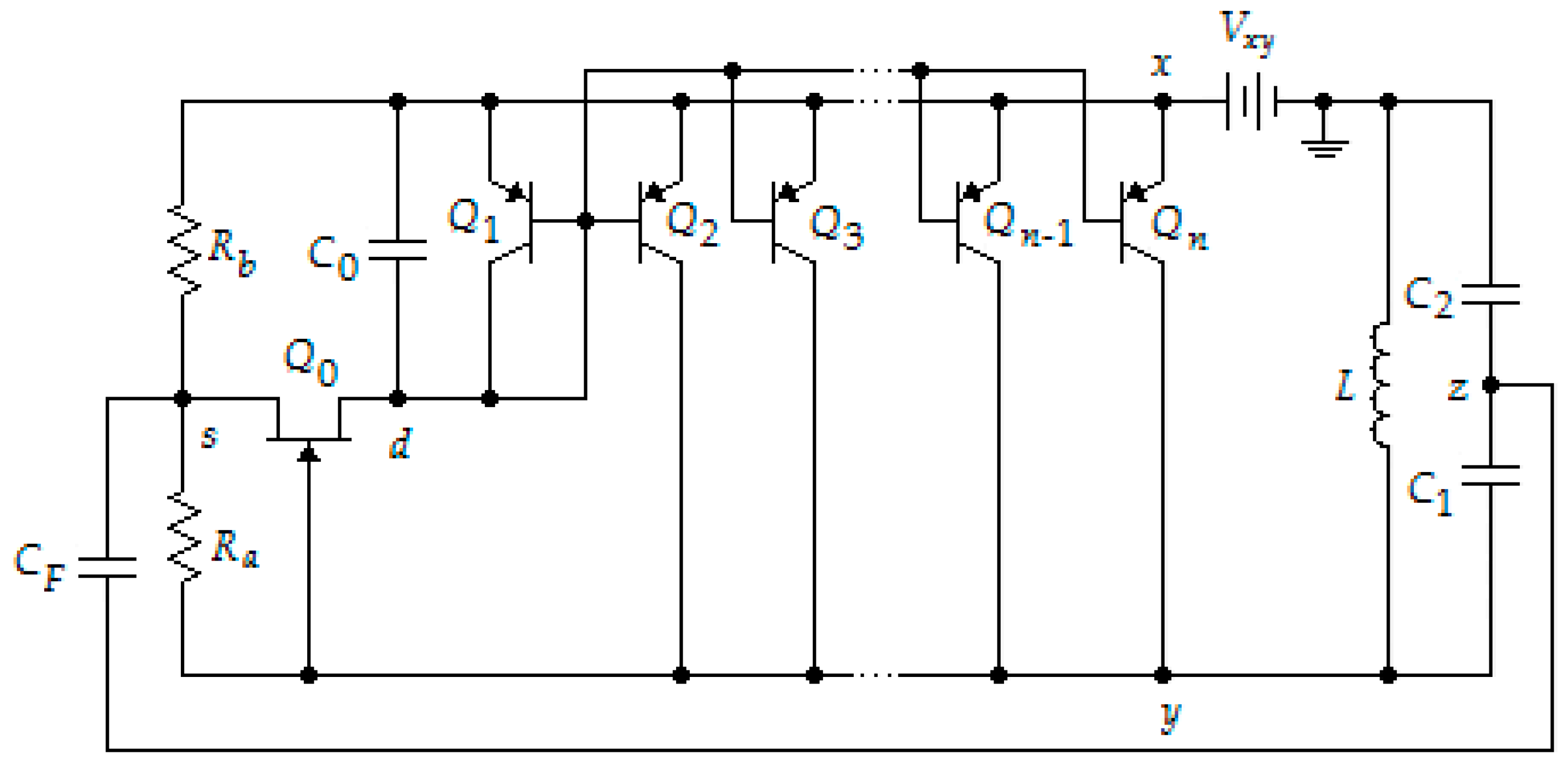 Electronics | Free Full-Text | Electronic Circuit with Controllable