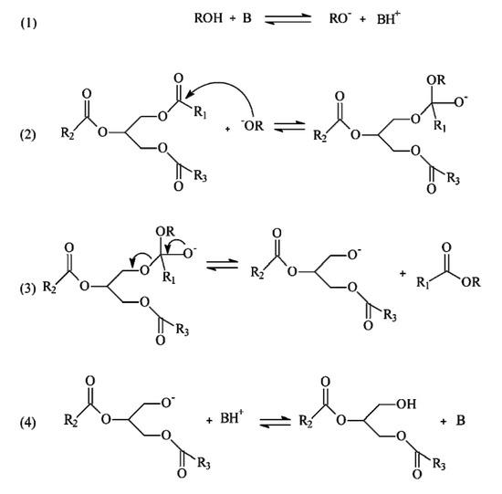 Microwave-Assisted Transesterification of Macroalgae