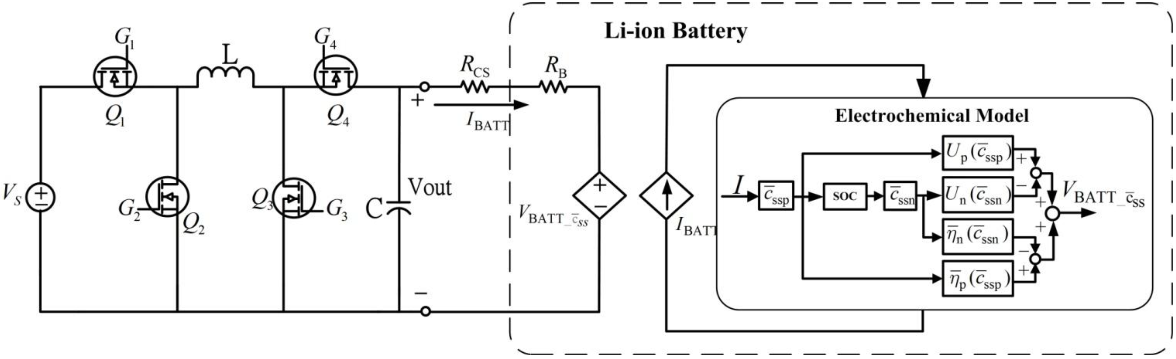 Energies Free Full Text Li Ion Battery Charging With A Buck Solar Panel Circuit Diagram No