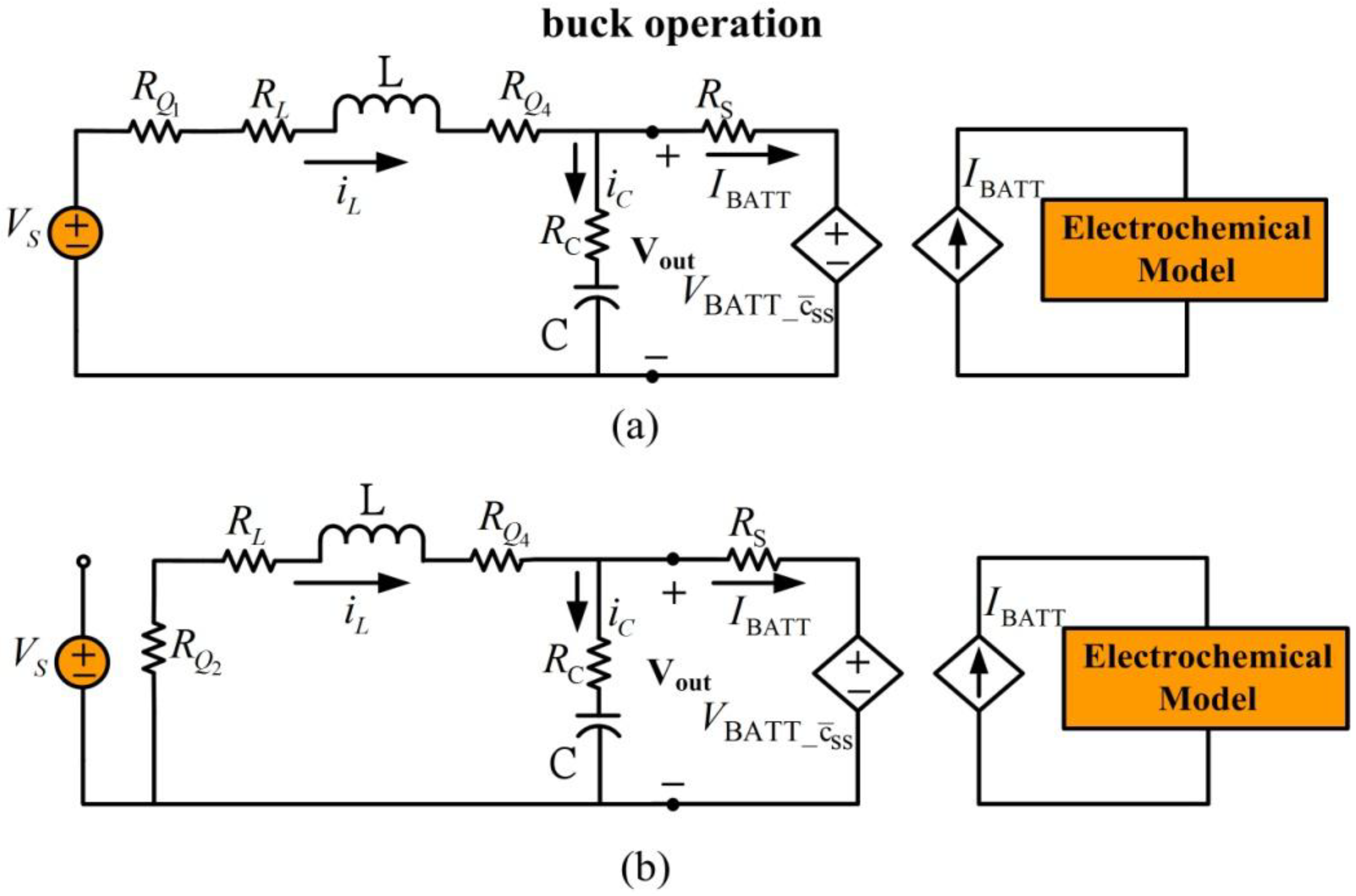 Energies Free Full Text Li Ion Battery Charging With A Buck Liion Charger Circuit Diagram No