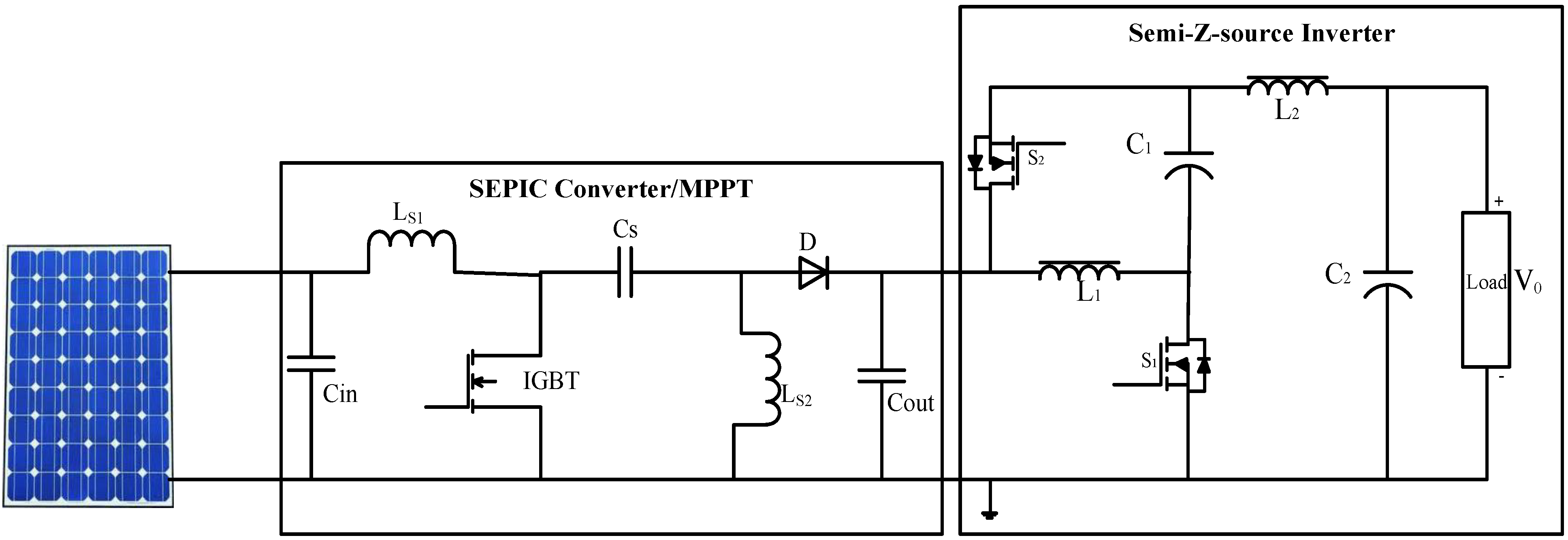 energies free full text a single phase doubly grounded semi z rh mdpi com Simple Inverter Circuit Diagram Solar Inverter Circuit Diagram