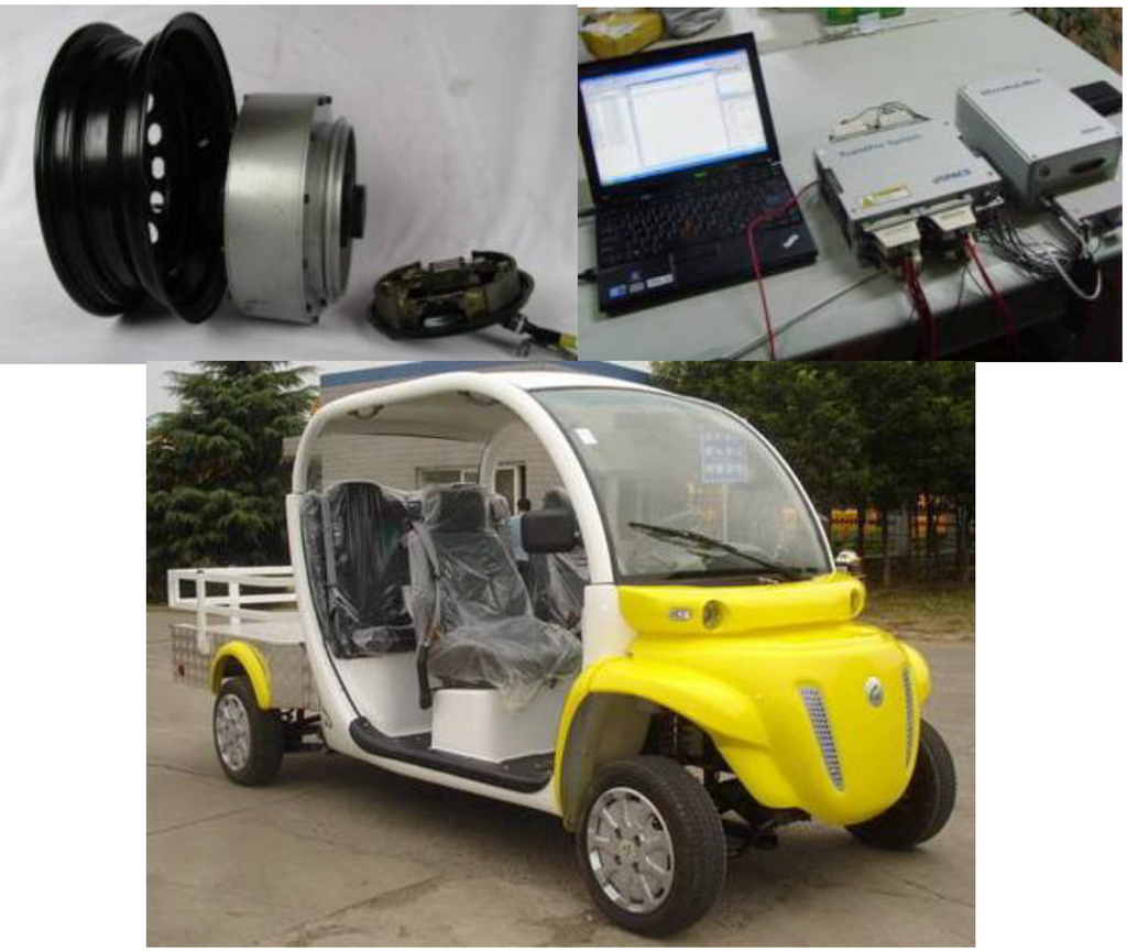 Special Issue : Advances In Hybrid Vehicles