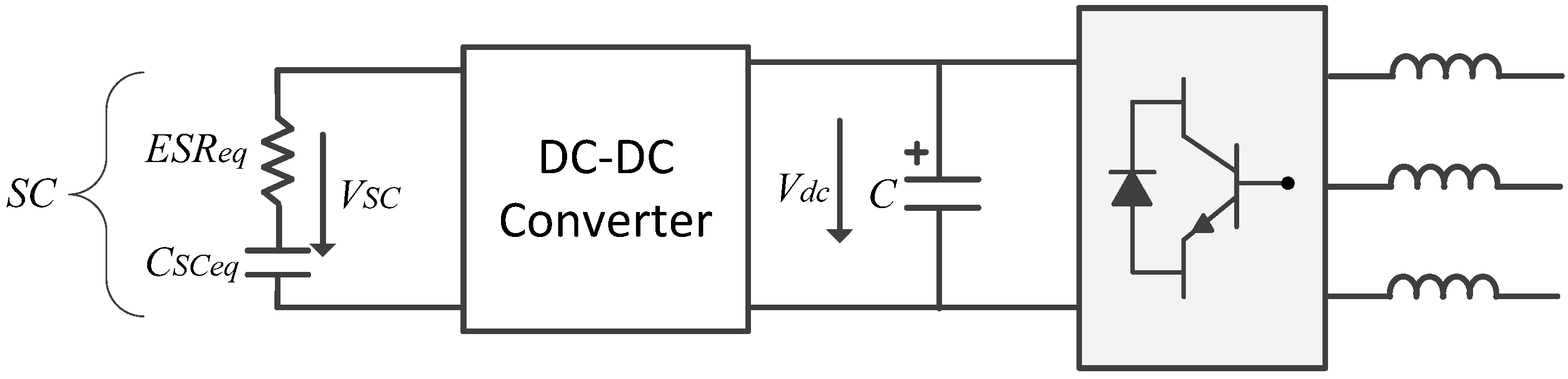 Energies Free Full Text A Statcom With Supercapacitors For Low Circuit Symbol Moreover Capacitor Bank Diagram On 07 05922 G012 1024