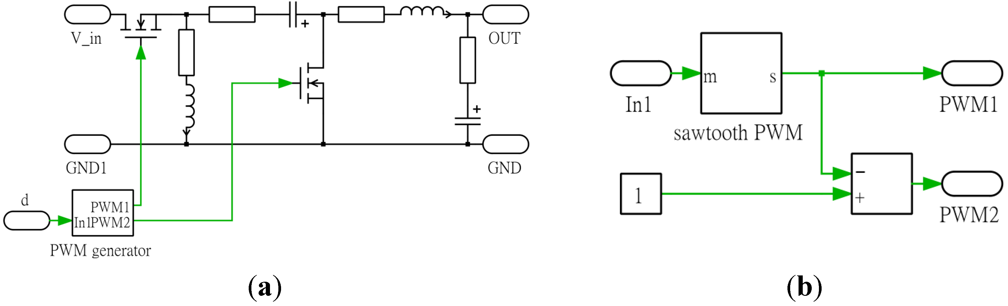 Energies Free Full Text Fuzzy Controller For A Voltage Regulated Mppt Charge Circuit Diagram No