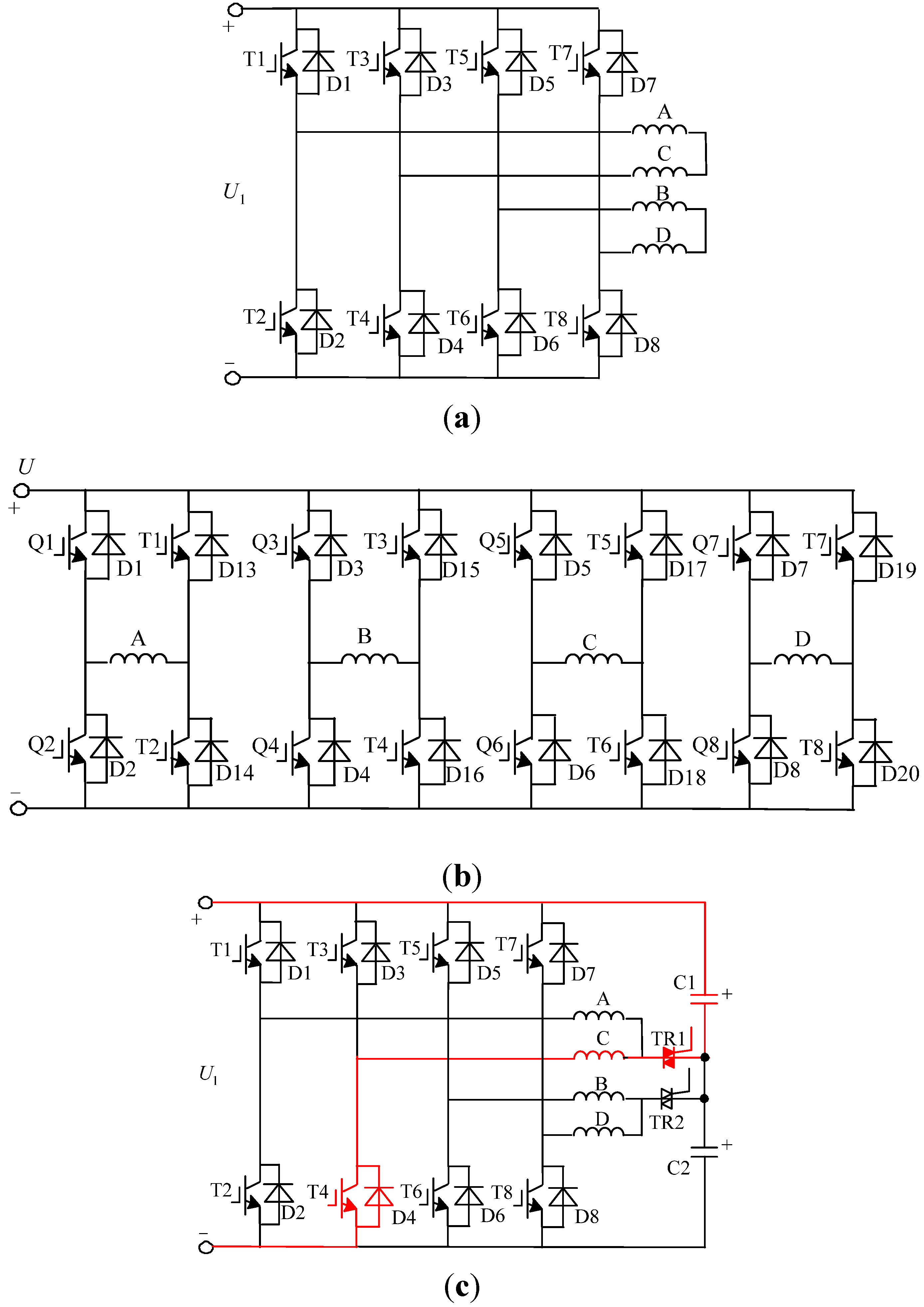 Energies Free Full Text Comparative Study Of A Fault Tolerant Circuit Diagram Phase Failure 08 03640 G010 1024