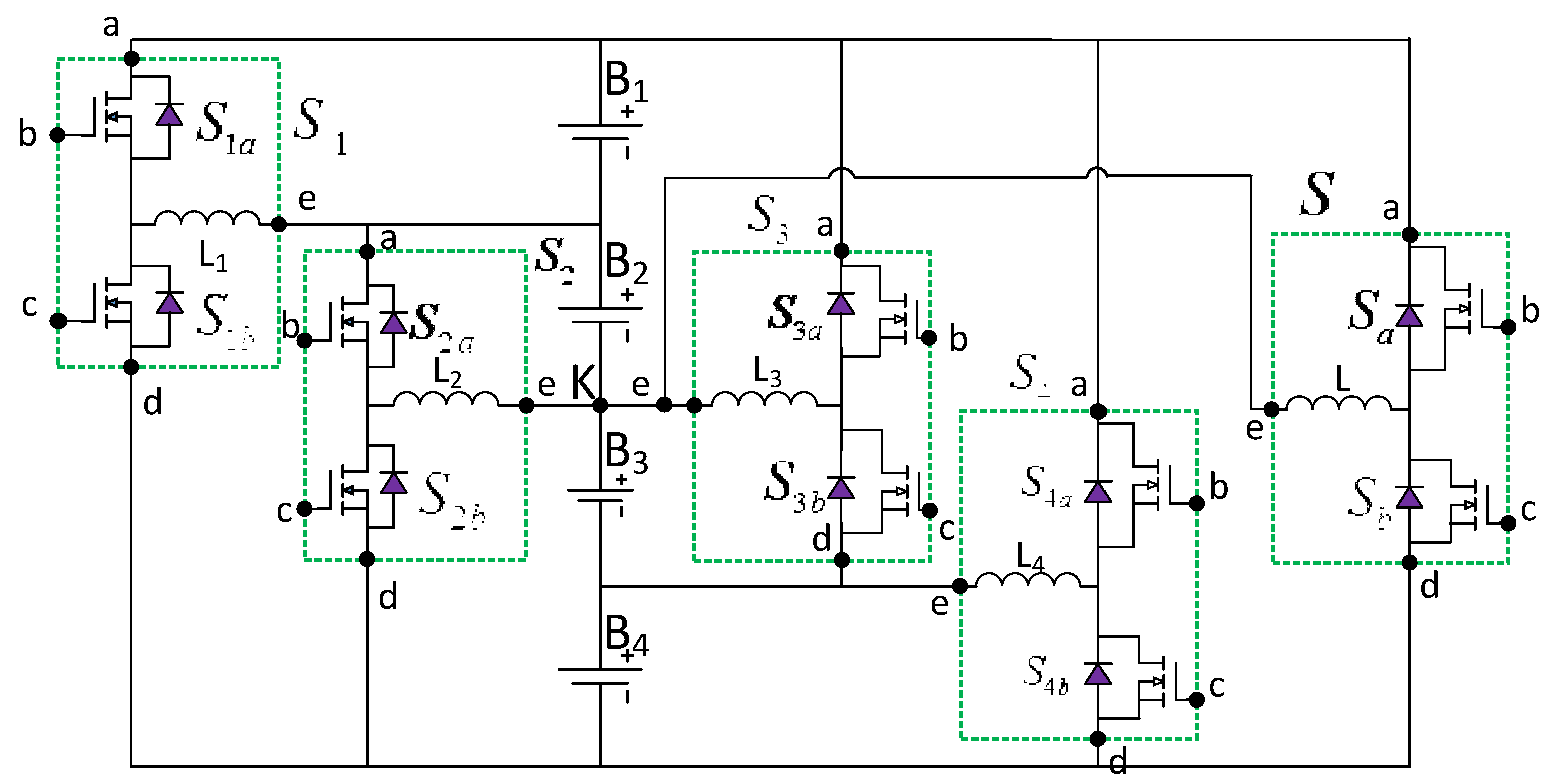 Energies Free Full Text Research On A Novel Power Inductor Based Schematic Diagram Simulated Circuit 08 05555 G002 1024 Figure 2