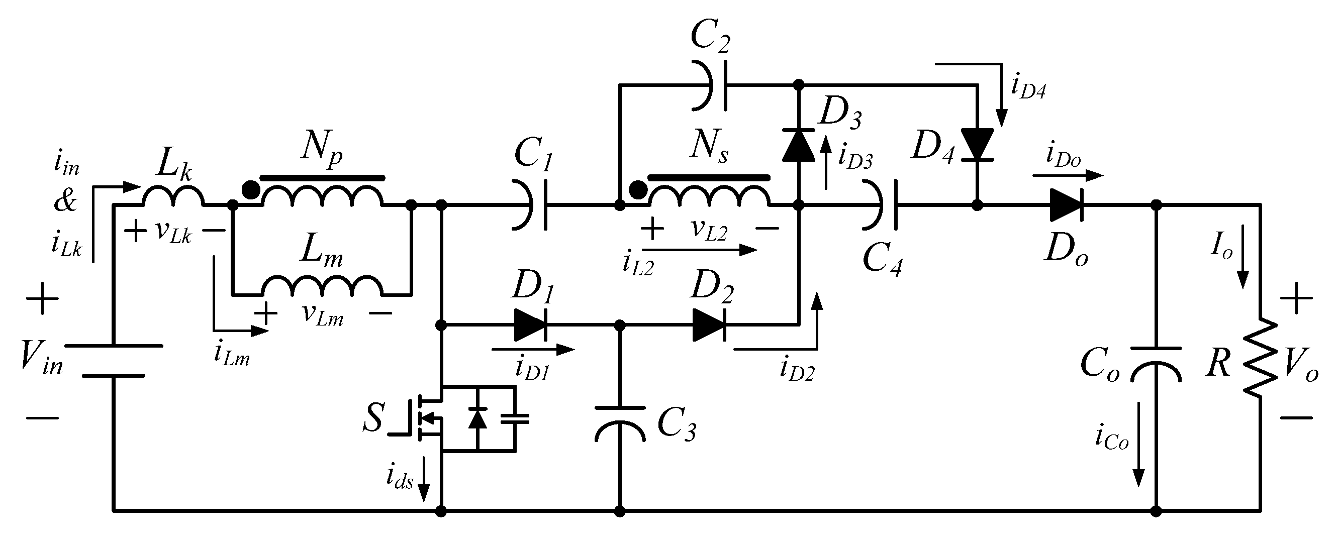 Energy Recycling Circuit
