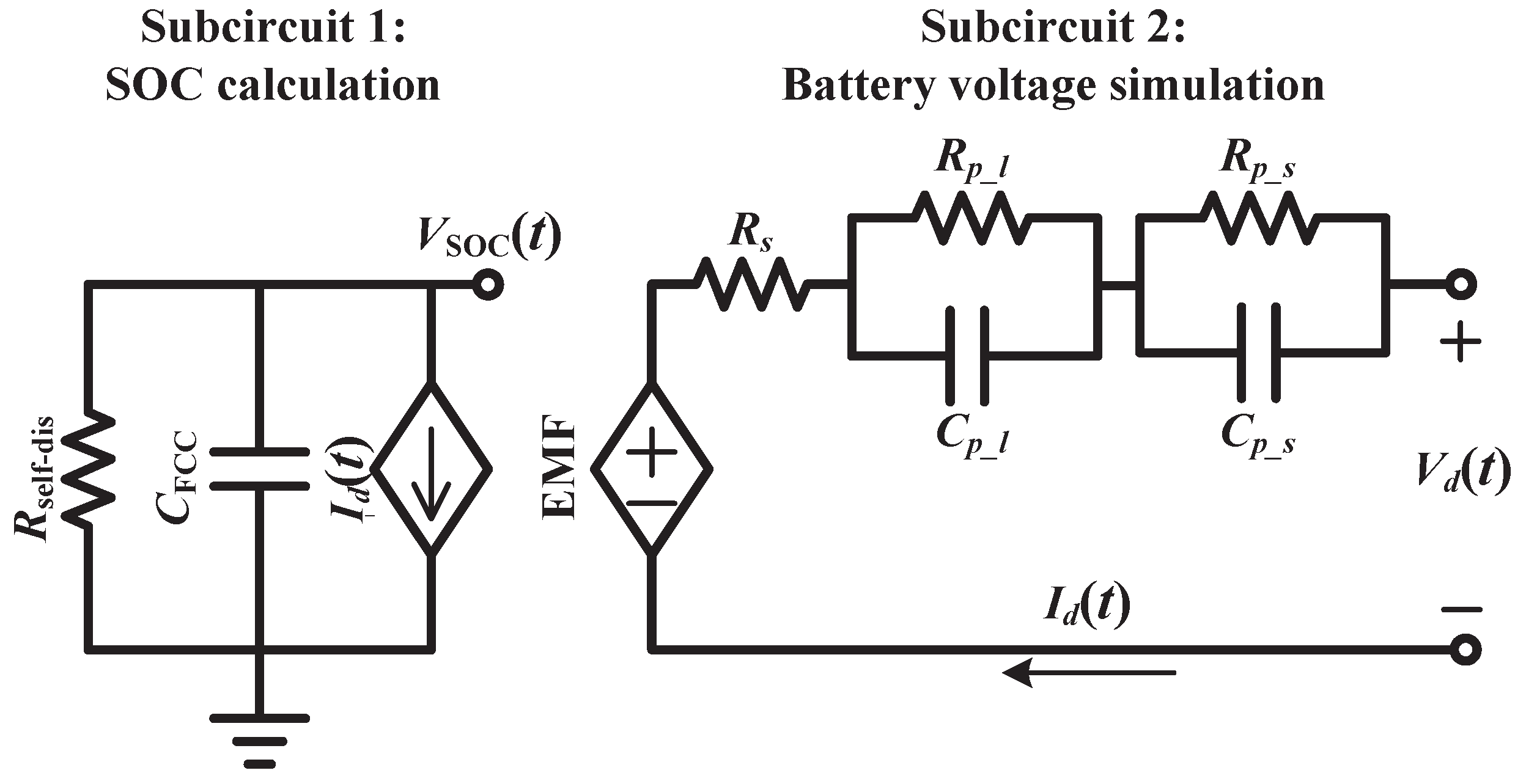 Energies Free Full Text A Lithium Ion Battery Simulator Based On Circuit Diagram Including Emf Capacitor C Resistor 09 00051 G001 1024