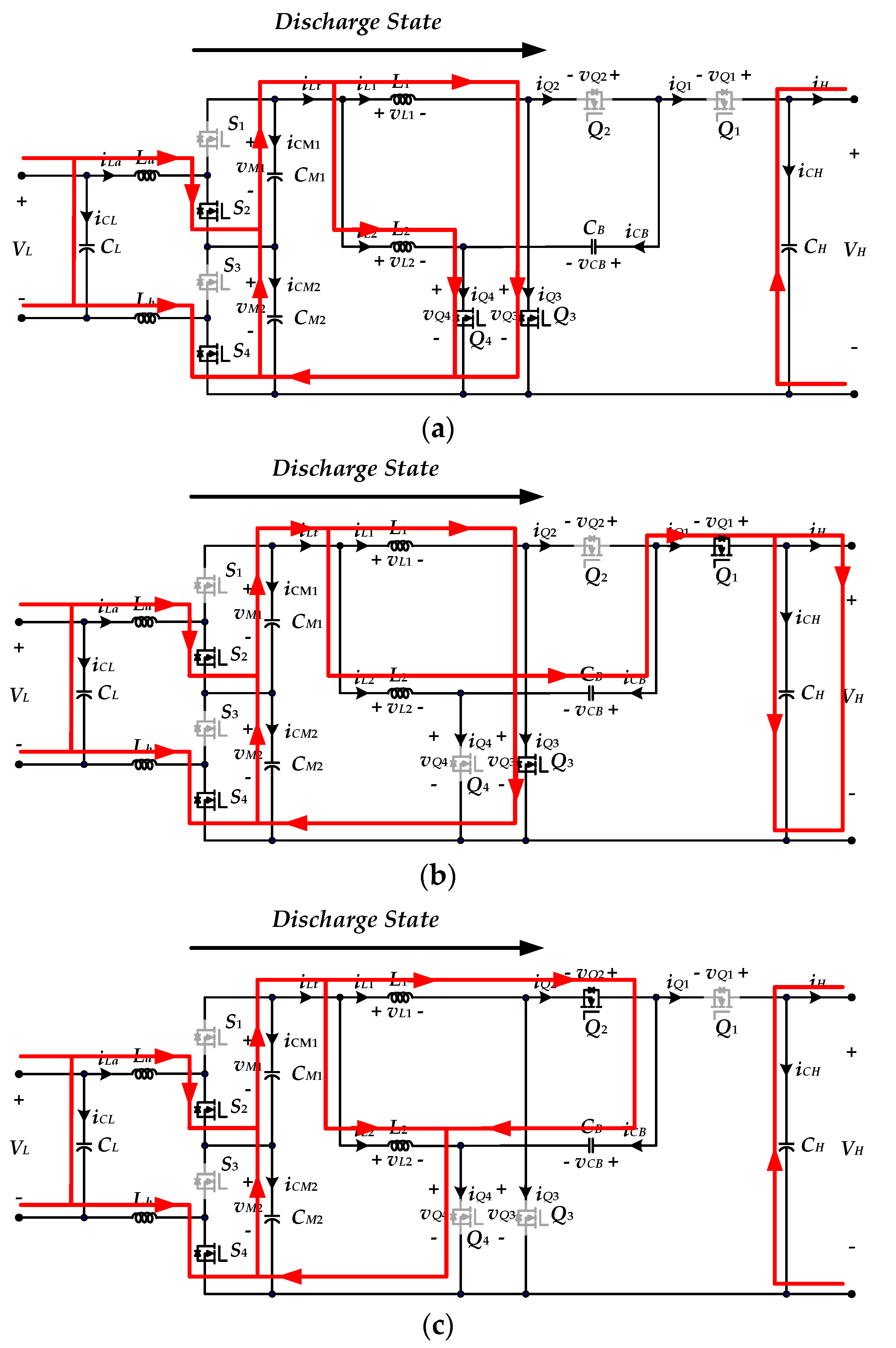 Energies Free Full Text Development Of A Novel Bidirectional Dc To Converter Circuit Diagram No