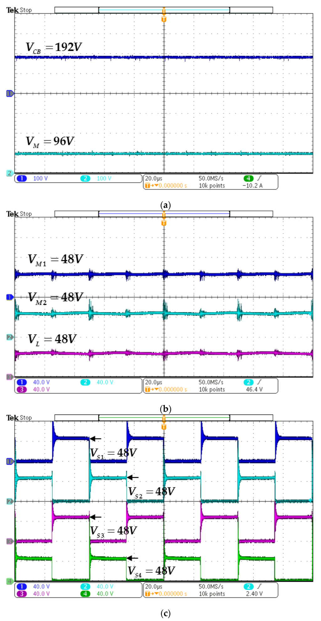 Energies Free Full Text Development Of A Novel Bidirectional Dc Figure 7 Solar Cellsupercapacitor Charging Circuit With Active 09 00410 G018 1024 18