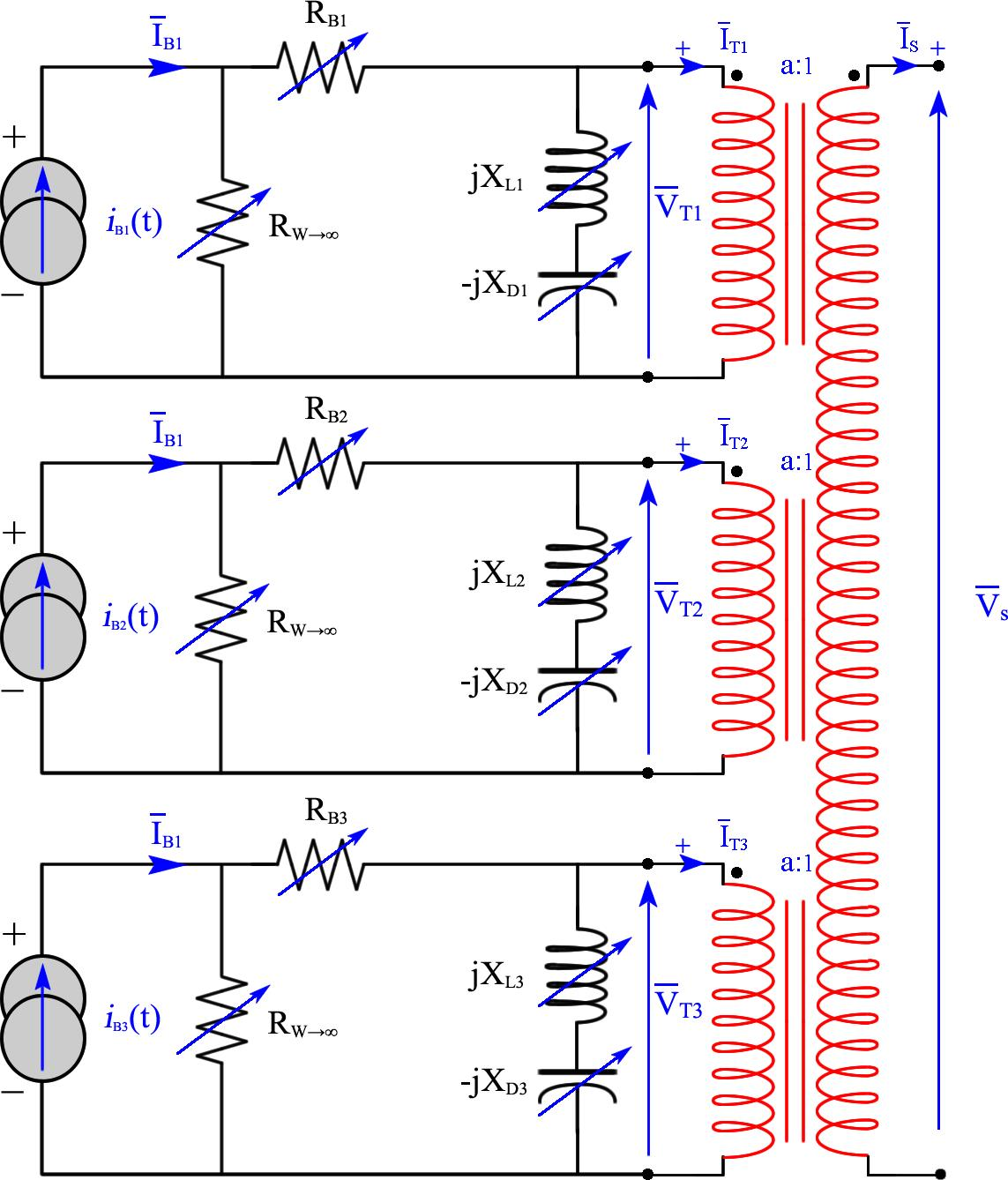Energies Free Full Text Electric Circuit Model For The Different Types Of Circuits Graphical Abstract