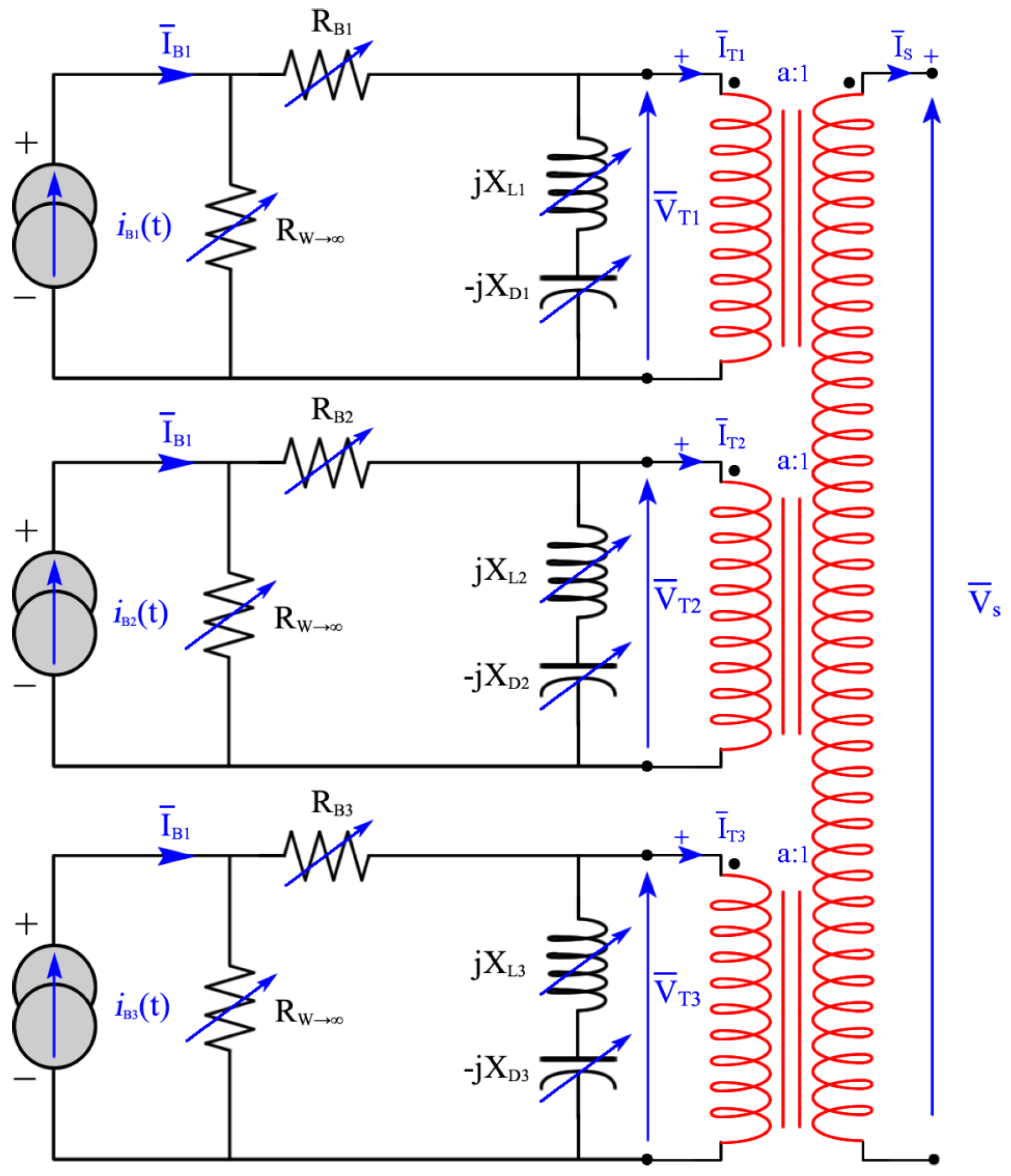 Energies Free Full Text Electric Circuit Model For The As Well Battery Monitor Diagram Furthermore 09 00820 G012