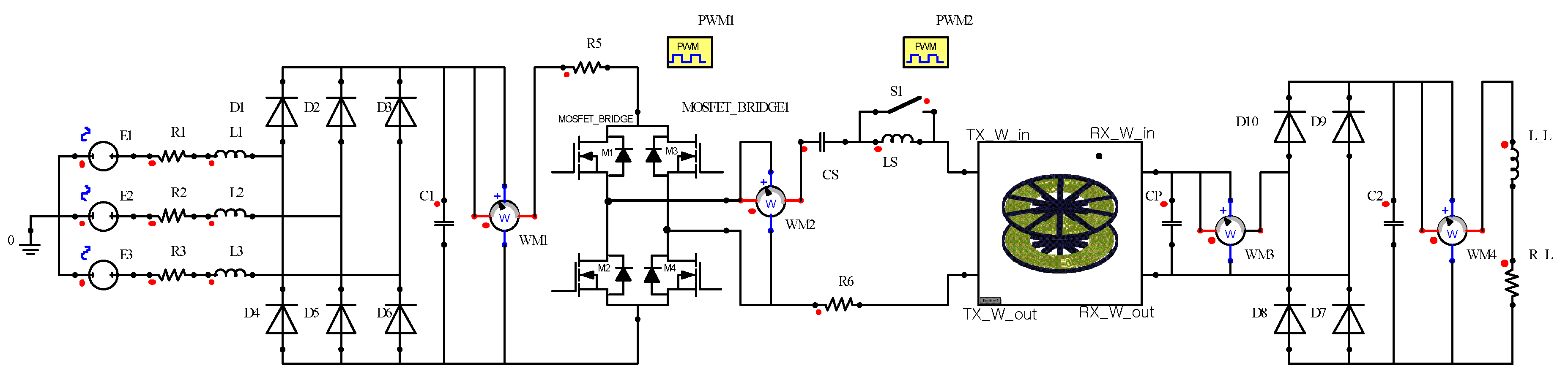 This Diagram Shows How The Witricity System Would Work To Recharge Speaker Protection Circuit Pcb Files Speakerdcprotectioncircuit Energies Free Full Text A Based High Power Device For Rh Mdpi Com