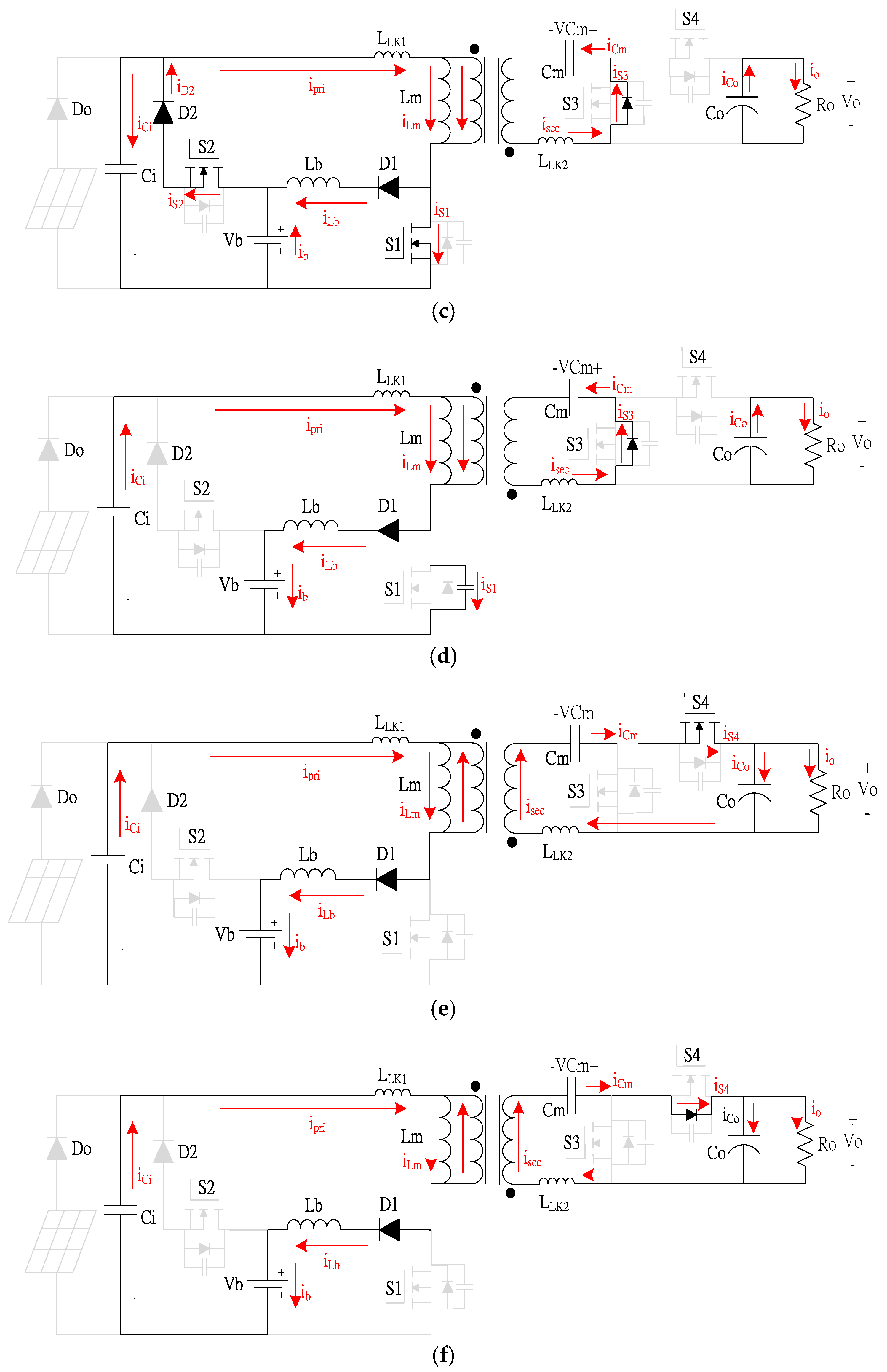 Energies Free Full Text A High Efficiency Isolated Type Three Buildaisolateddcdcconvertercircuitdiagrampng No