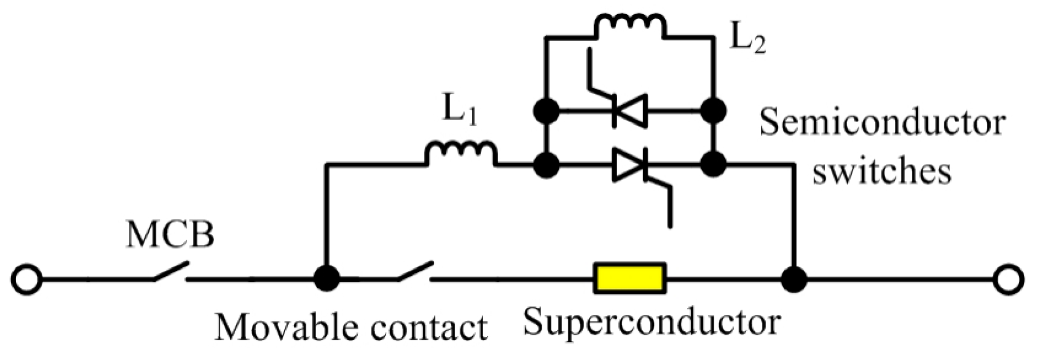 Energies Free Full Text Semiconductor Devices In Solid State Current Limiter Transistor Limit Circuit Limiting 10 00495 G008
