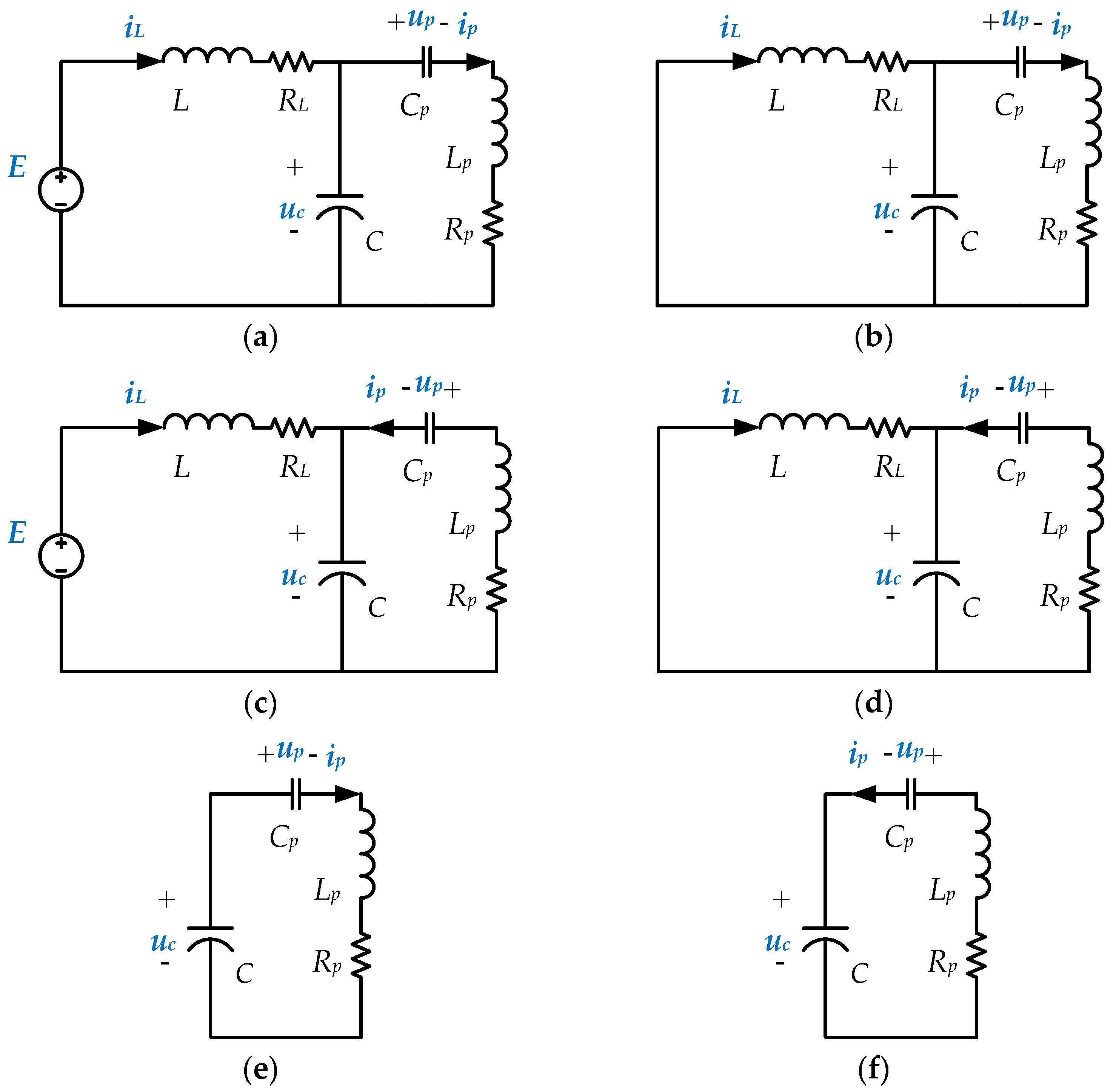Energies Free Full Text Bifurcation Phenomena Studies Of A Dc To Ac Inverter Circuit Moreover Buck Boost Converter 10 00708 G002