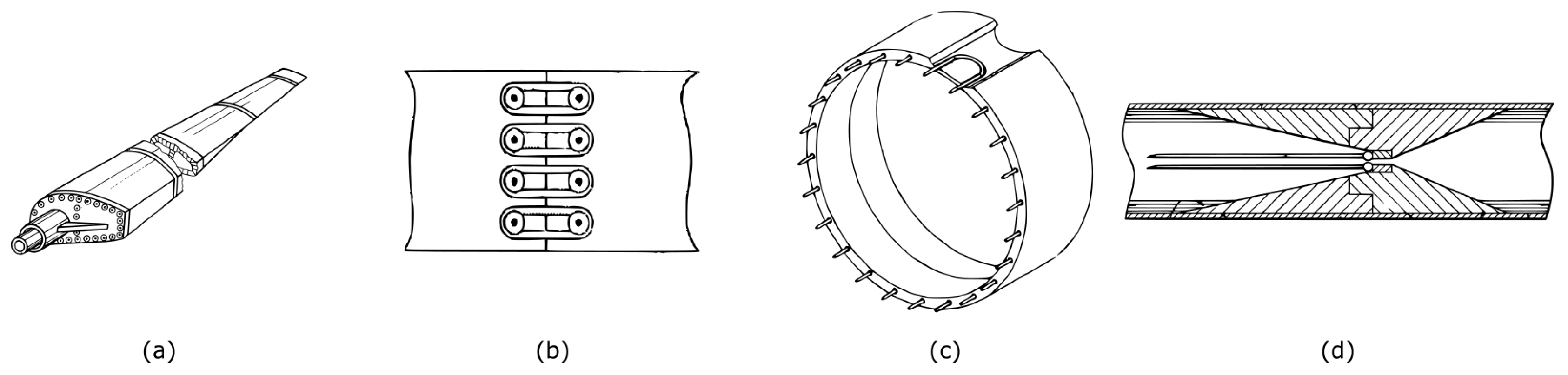 Waterways Embedded Bolted Flanges