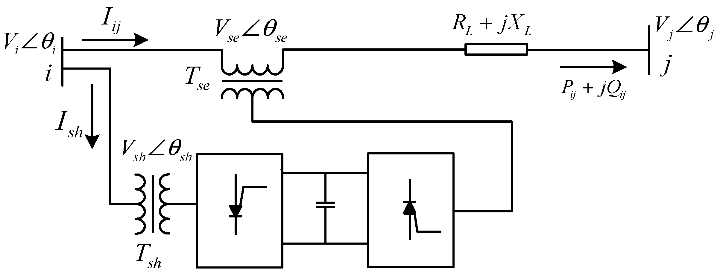 Unified Power Flow Controller Circuit Diagram Library Of Wiring
