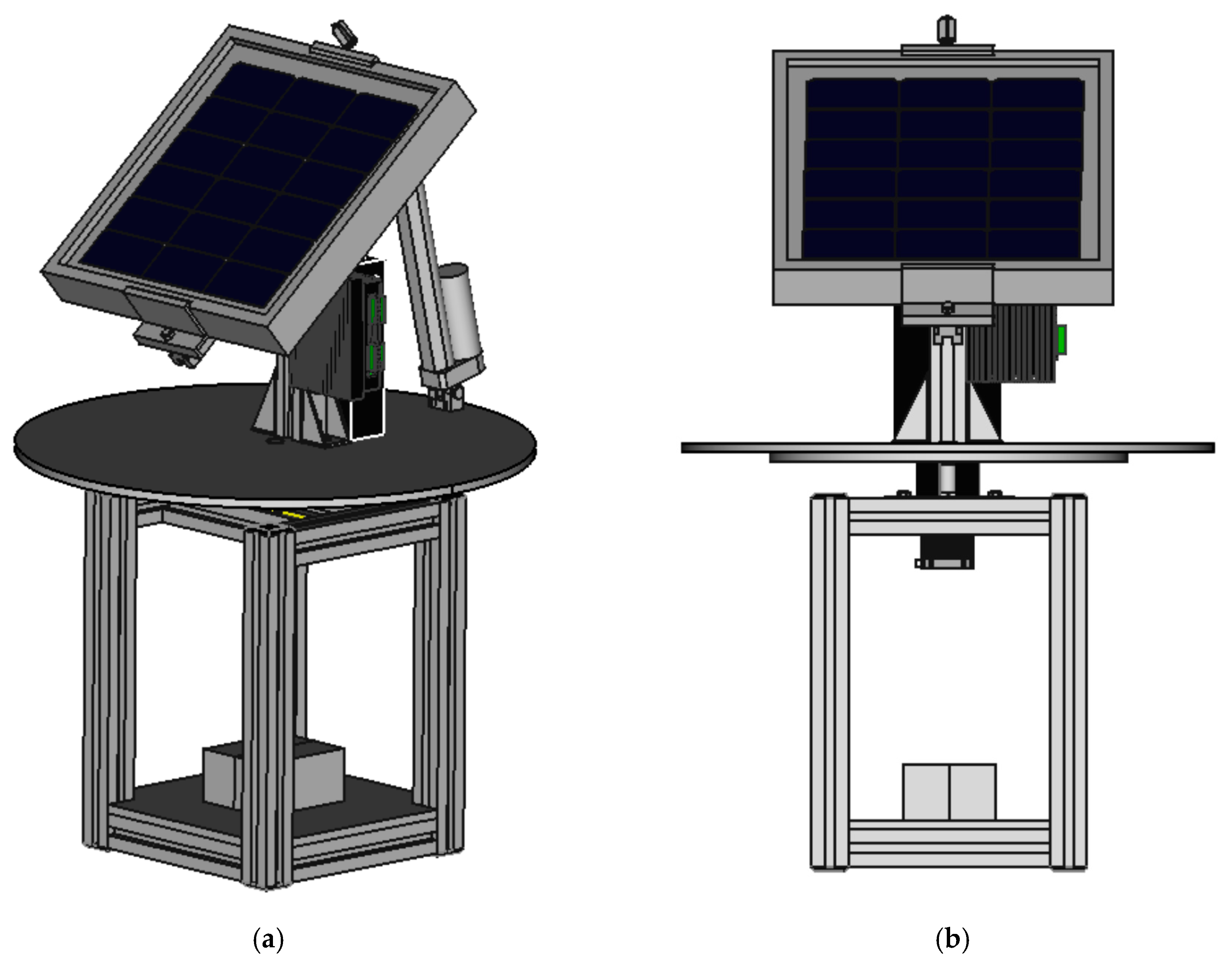Energies Free Full Text New Prototype Of Photovoltaic Solar Tracker Based On Arduino