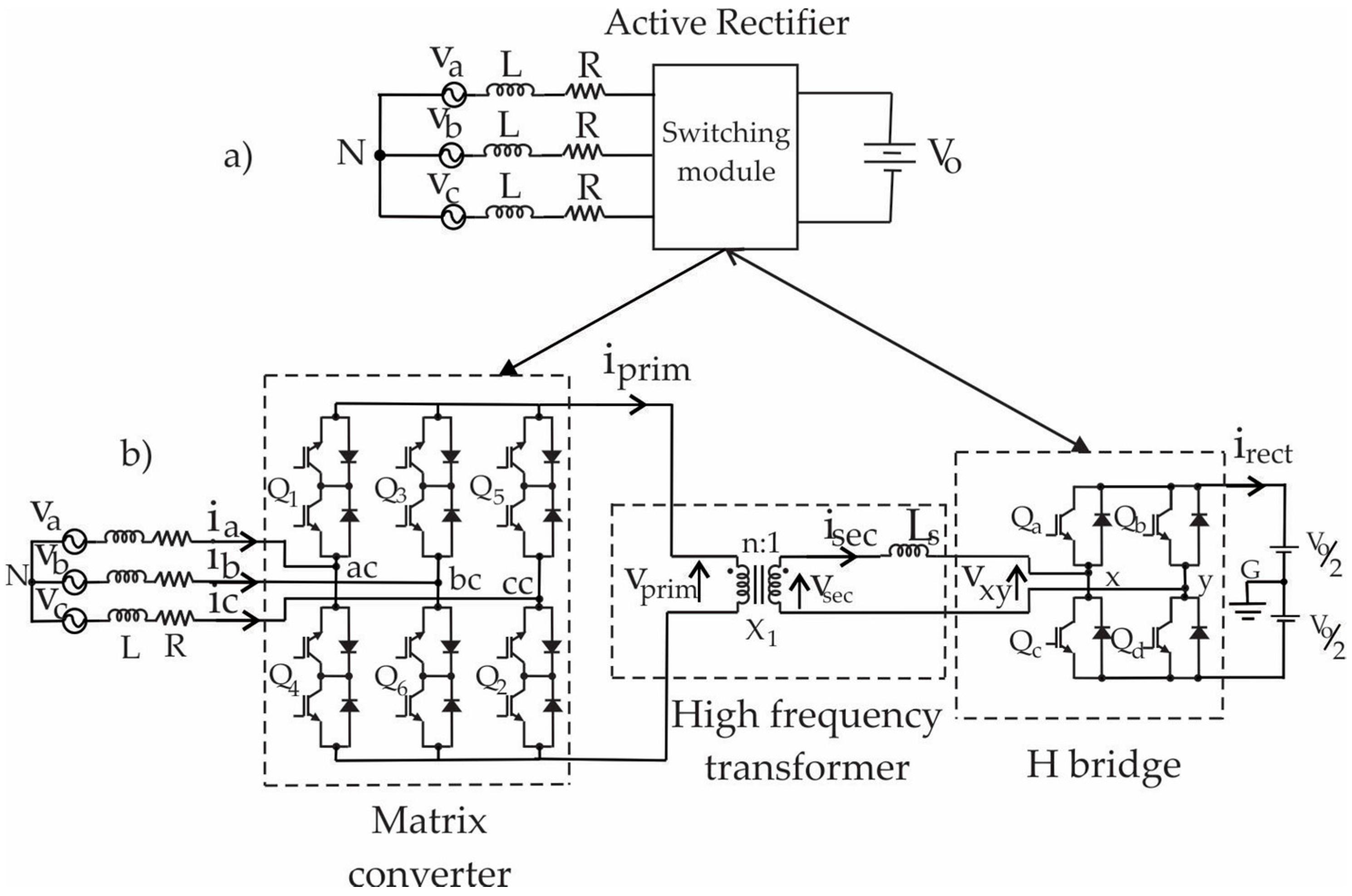 Energies Free Full Text A Modular Ac Dc Power