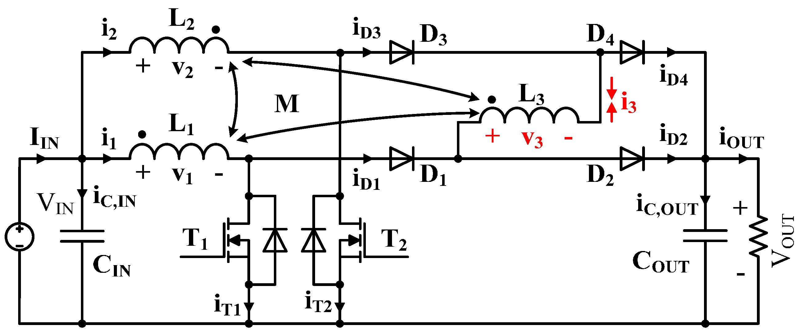 Energies Free Full Text High Gain Boost Interleaved Converters How An Inductor Can Work In A Circuit This Figure Is Helpful Figures No