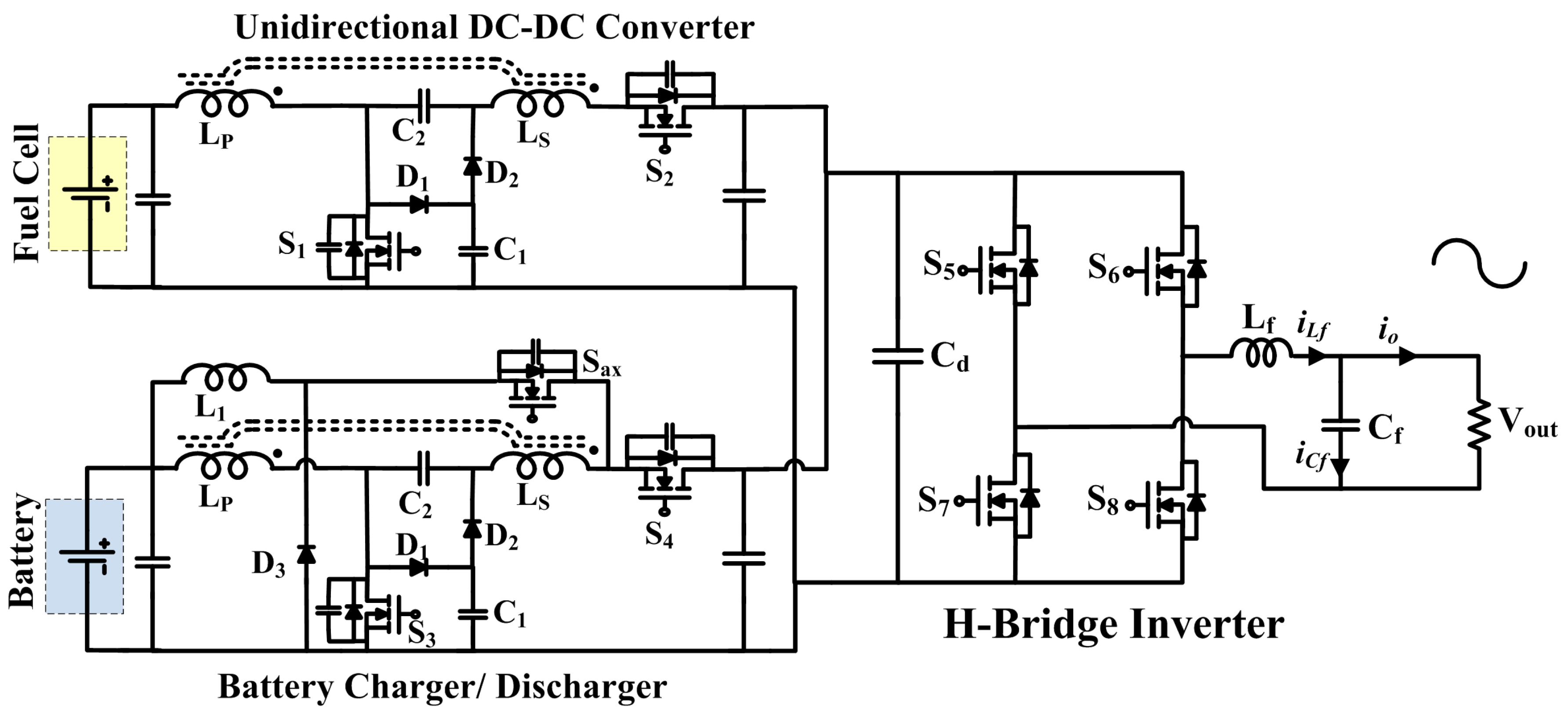 Energies Free FullText LineInteractive Transformerless