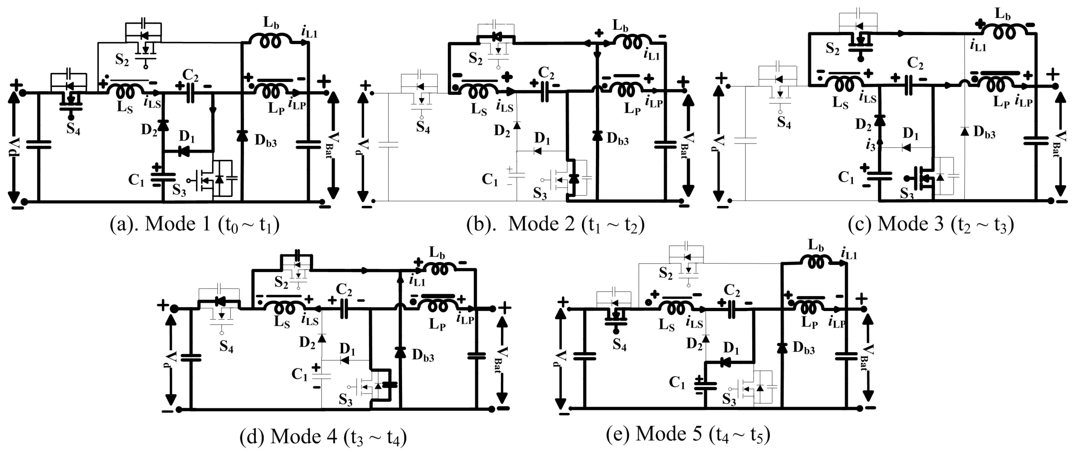 Energies Free Full Text Line Interactive Transformerless H Bridge Ups Circuit Diagram 11 00542 G006