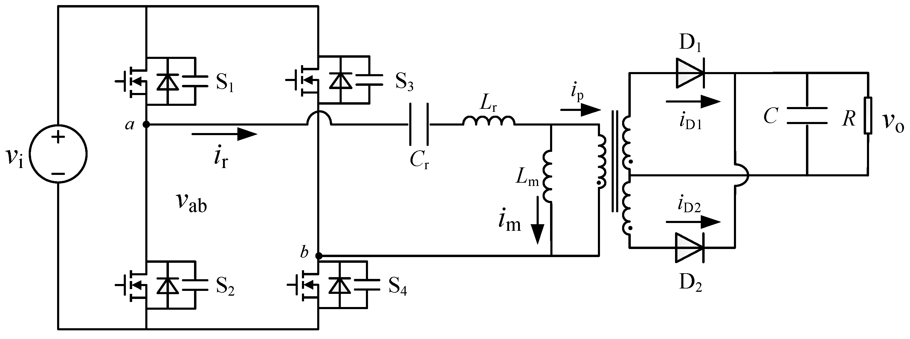 Energies Free Full Text Rectifier Current Control For An Llc Circuit Diagram No