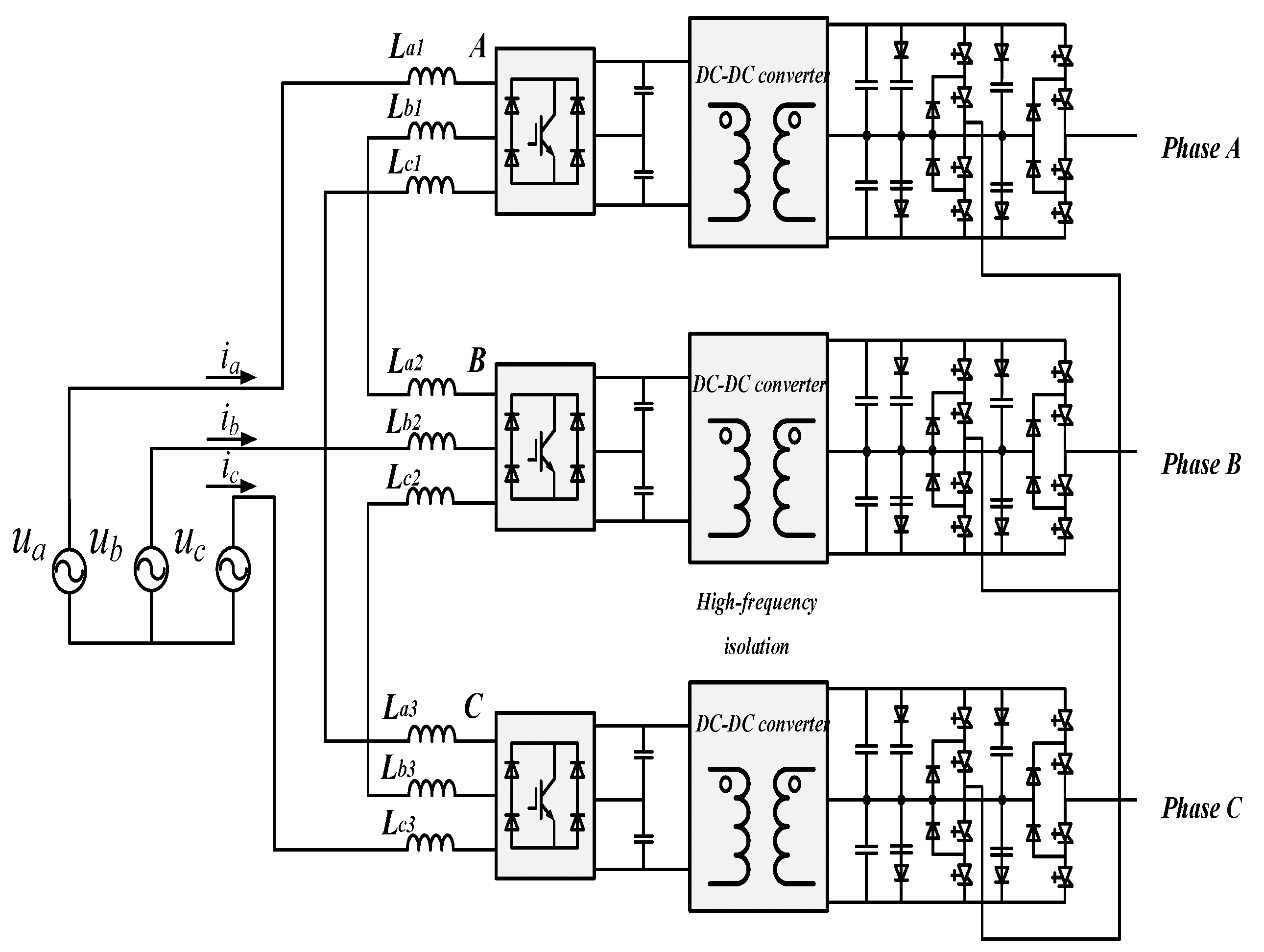 Amazing Static Phase Converter Wiring Diagram Ideas - Electrical and ...