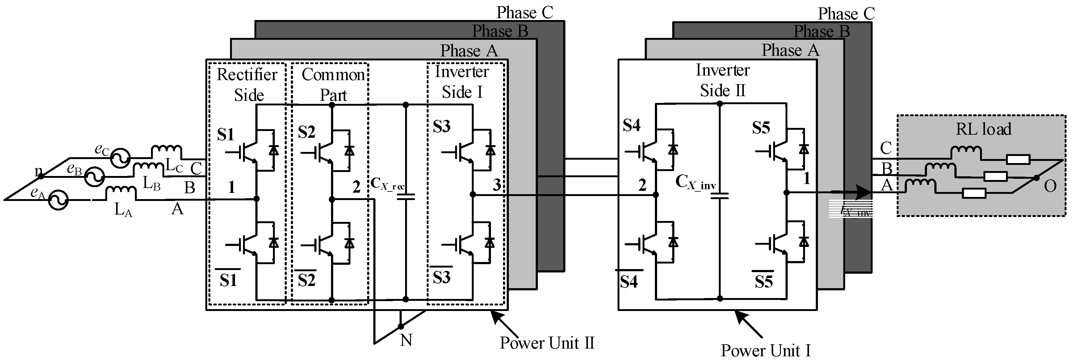 Draw The Circuit Diagram For Voltage Source Trusted Wiring Energies Free Full Text A Novel Three Level