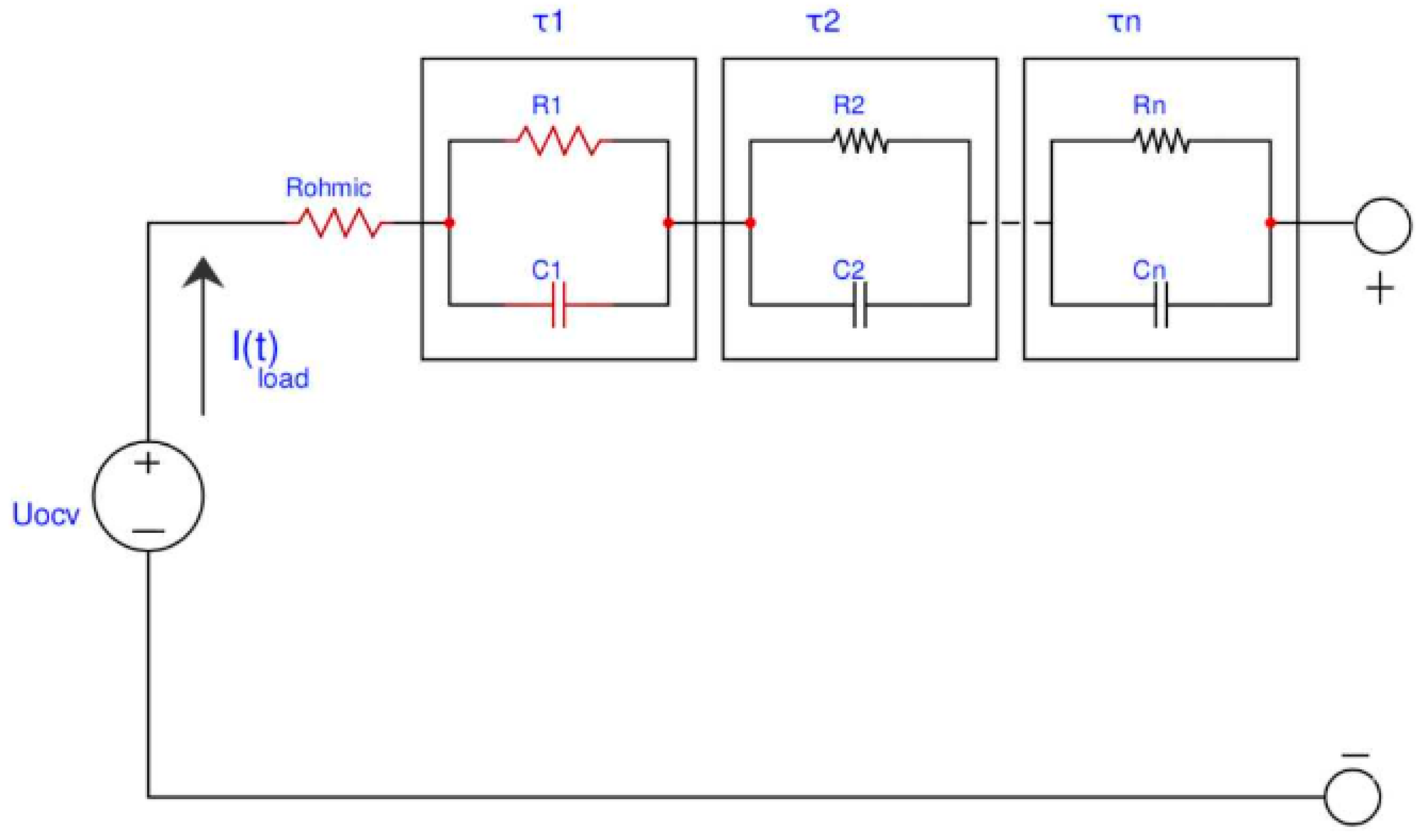Energies Free Full Text Comparative Analysis Of Lithium Ion Circuit Examples Resistors In Series And Parallel Resistor No