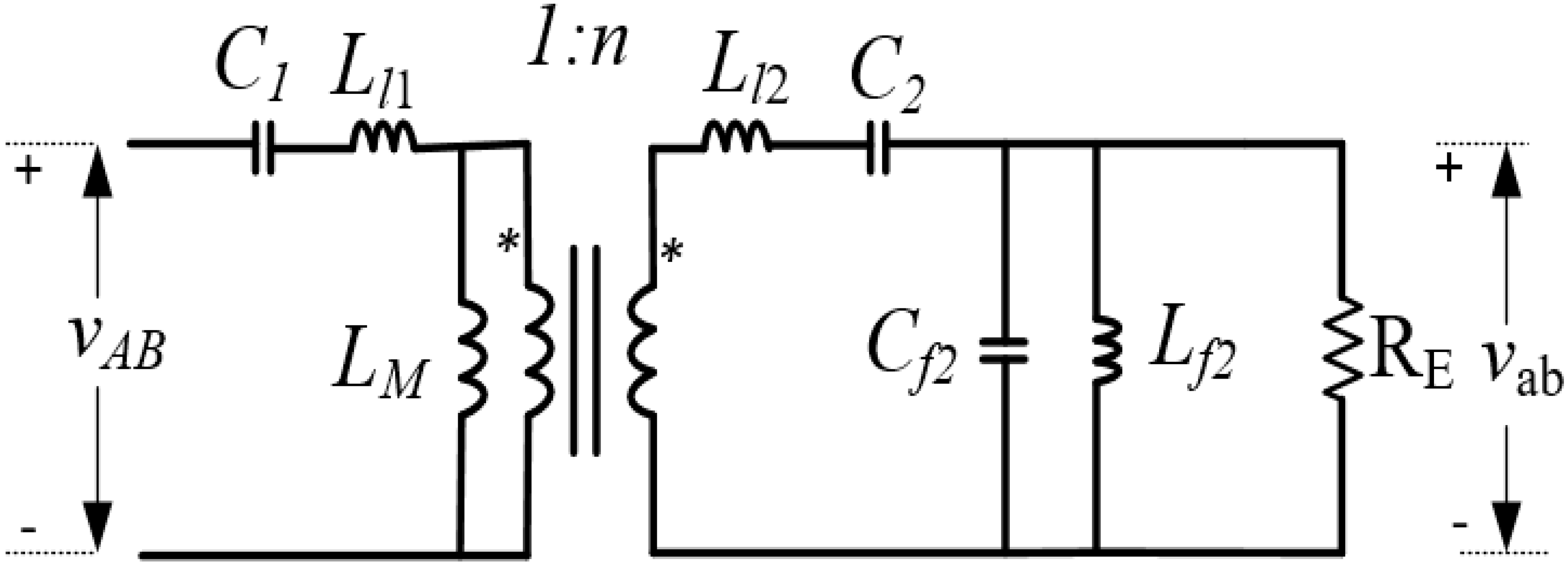 Energies Free Full Text Analysis Of Lc Lc2 Compensated Inductive Inductor Equivalent Circuit A Real No