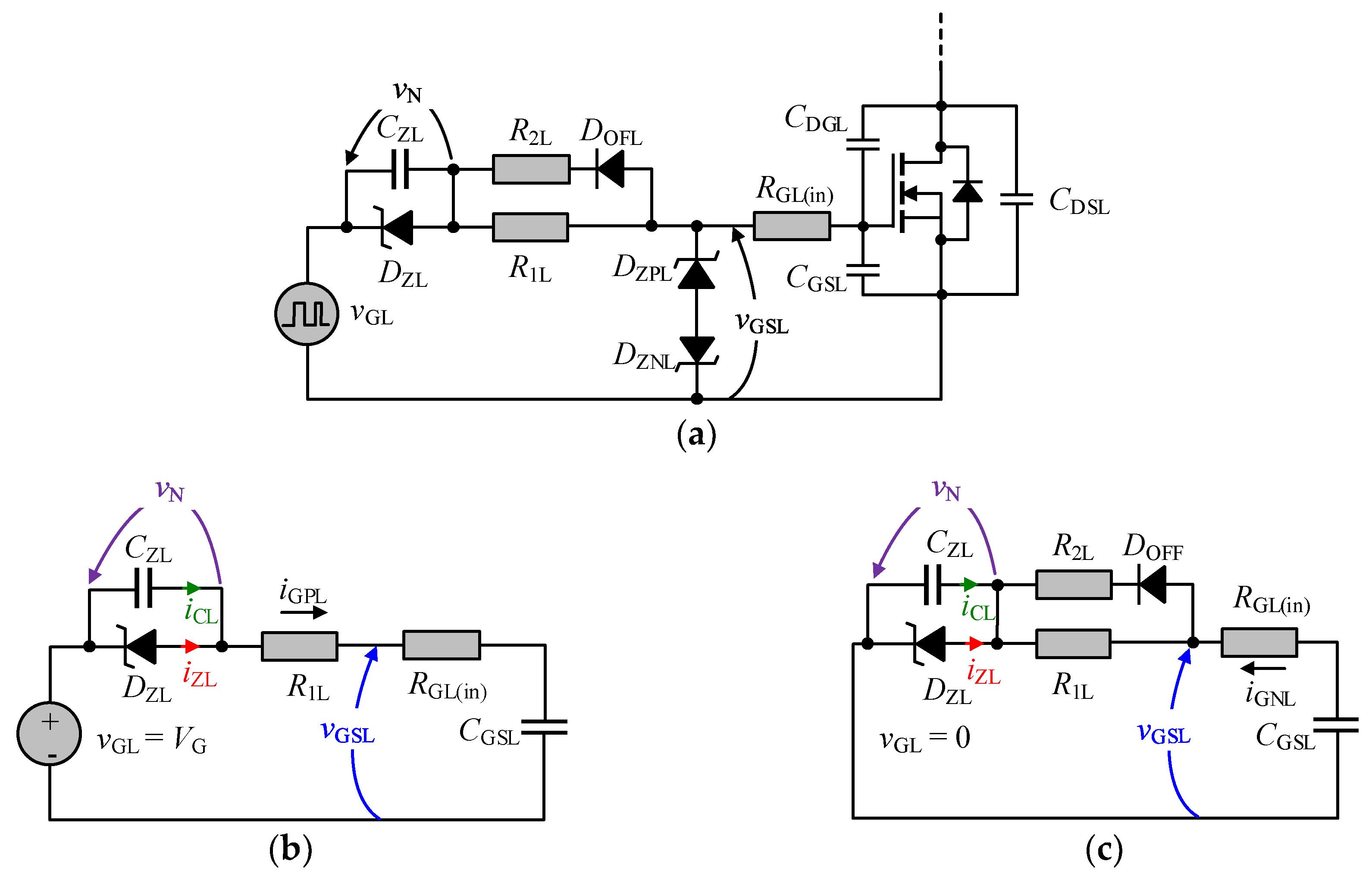 Bridges Mos Fet Circuit Schematics