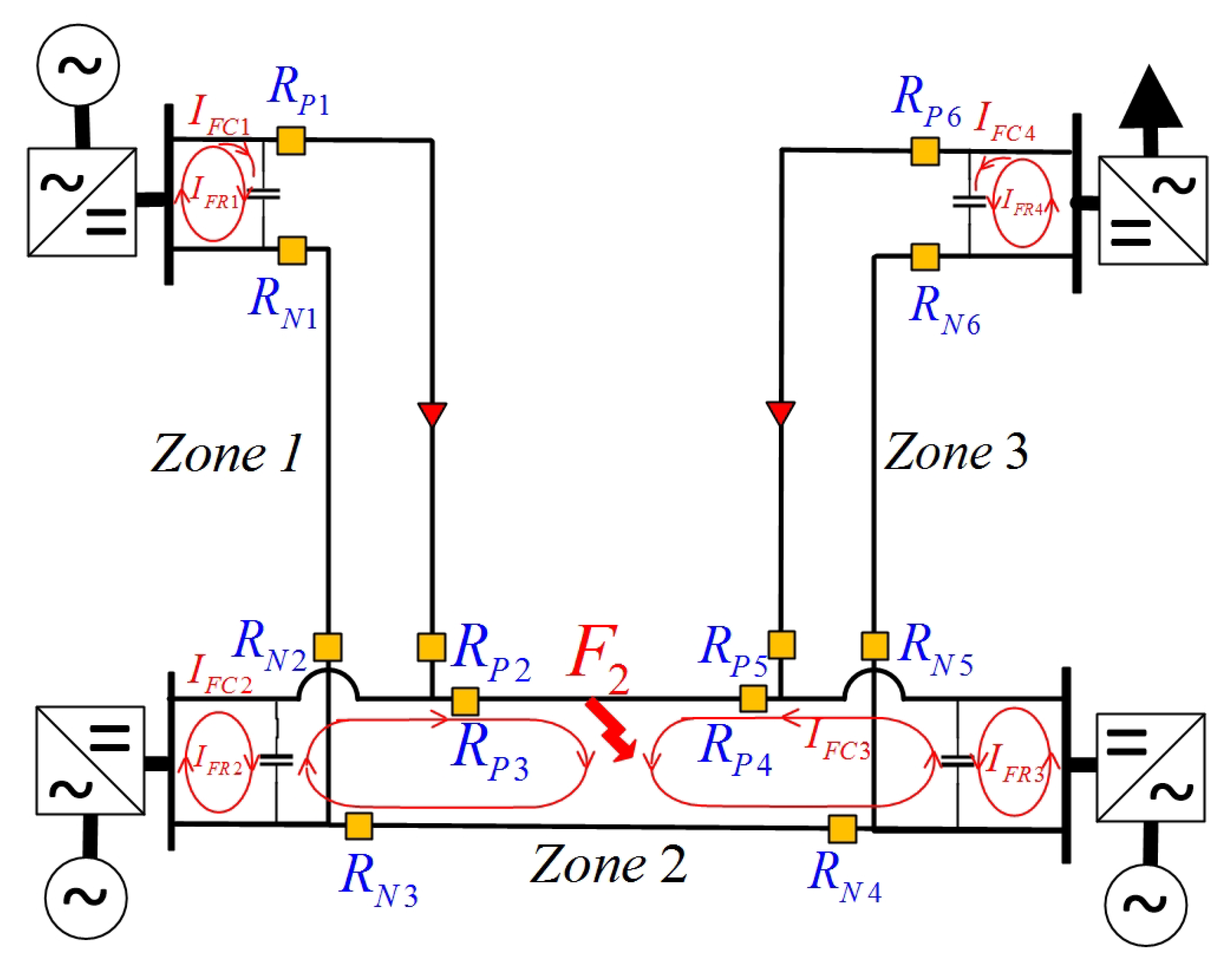 Ac To Dc Converter Circuit Diagram Without Transformer | Energies Free Full Text A Harmonic Based Pilot Protection Scheme