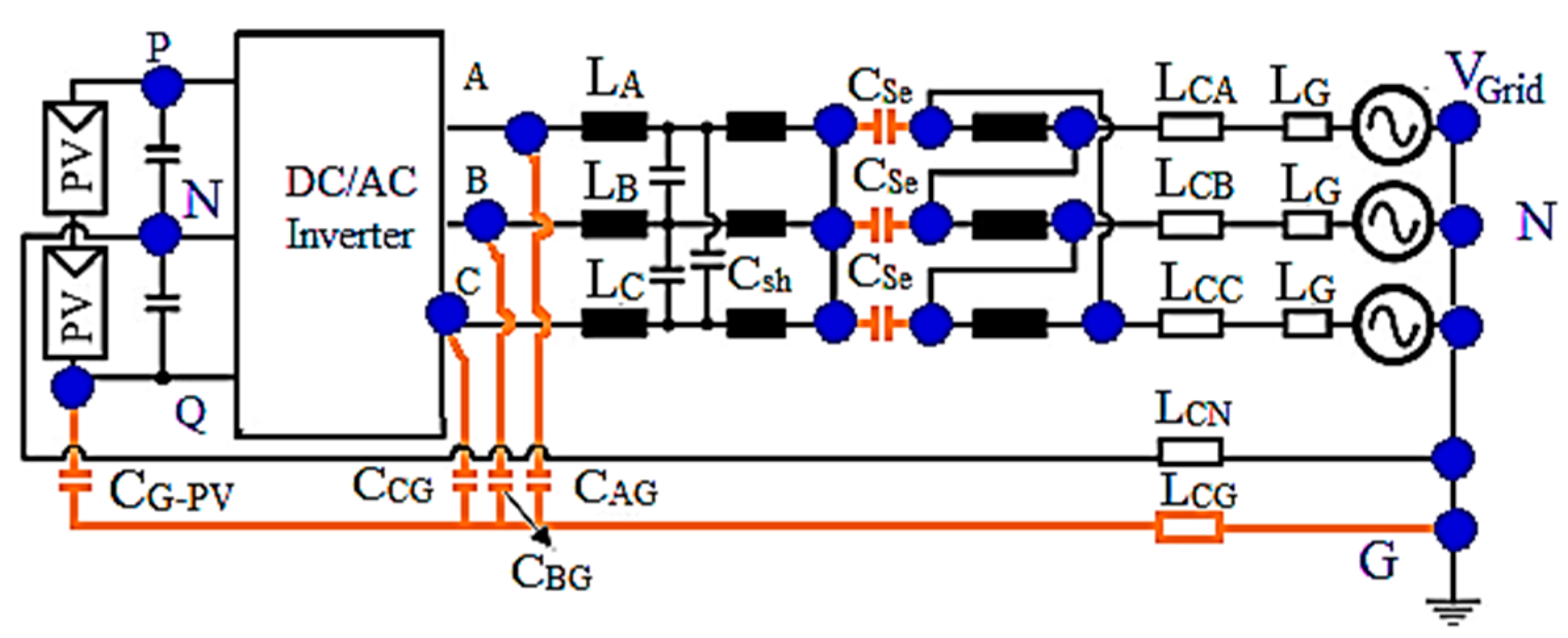 Energies | Free Full-Text | A Three-Phase Transformerless T-Type