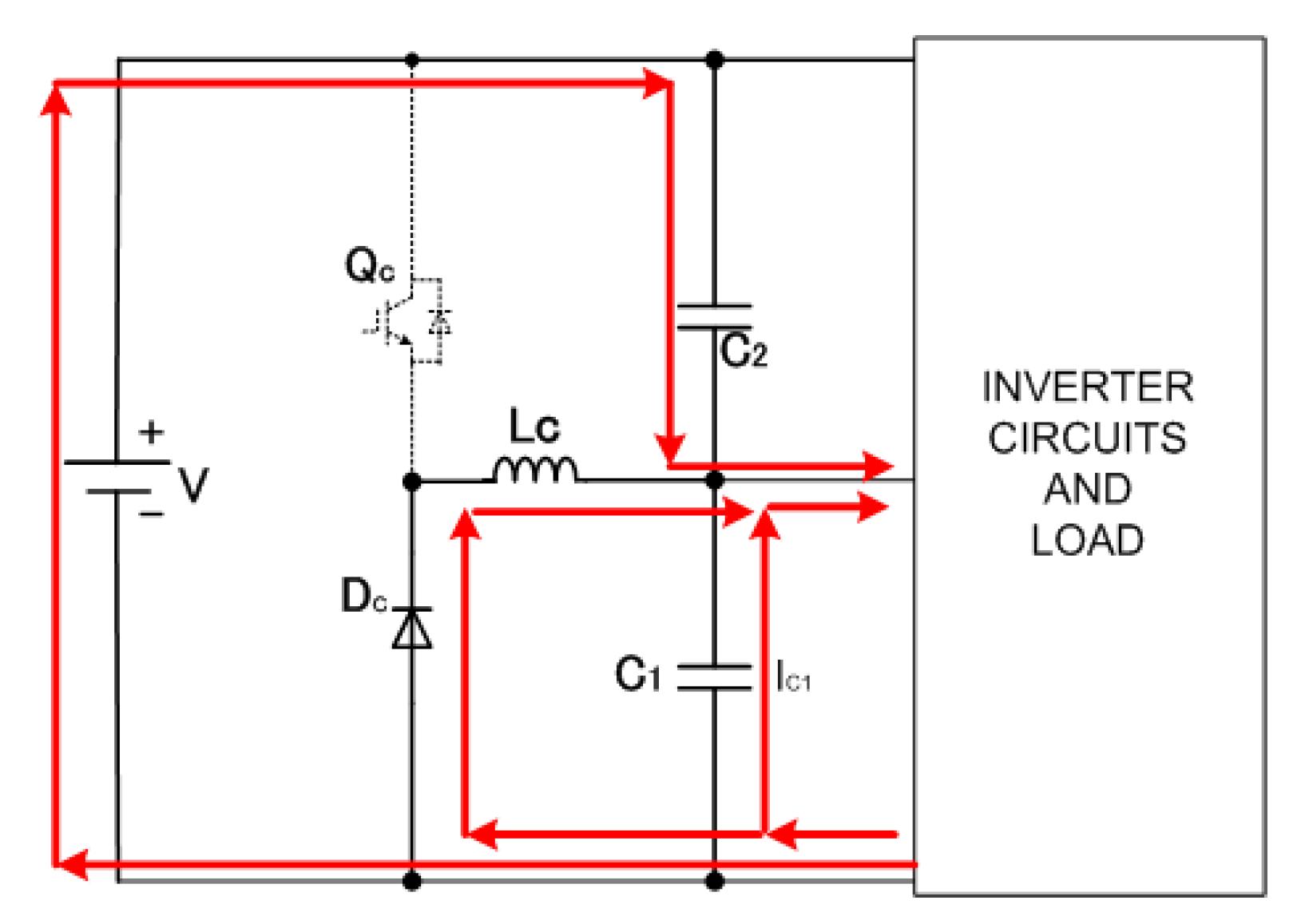 Schematic Diagram Symbols In Addition Dc Ac Inverter Circuit