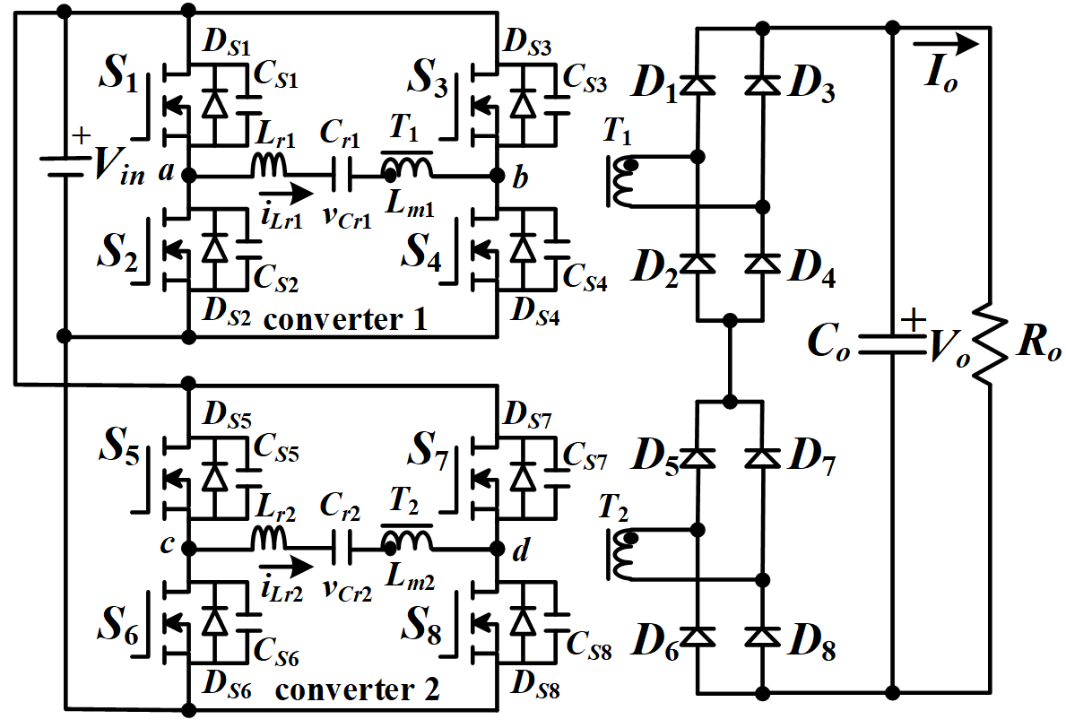 Energies   Free Full-Text   Resonant Converter with Soft